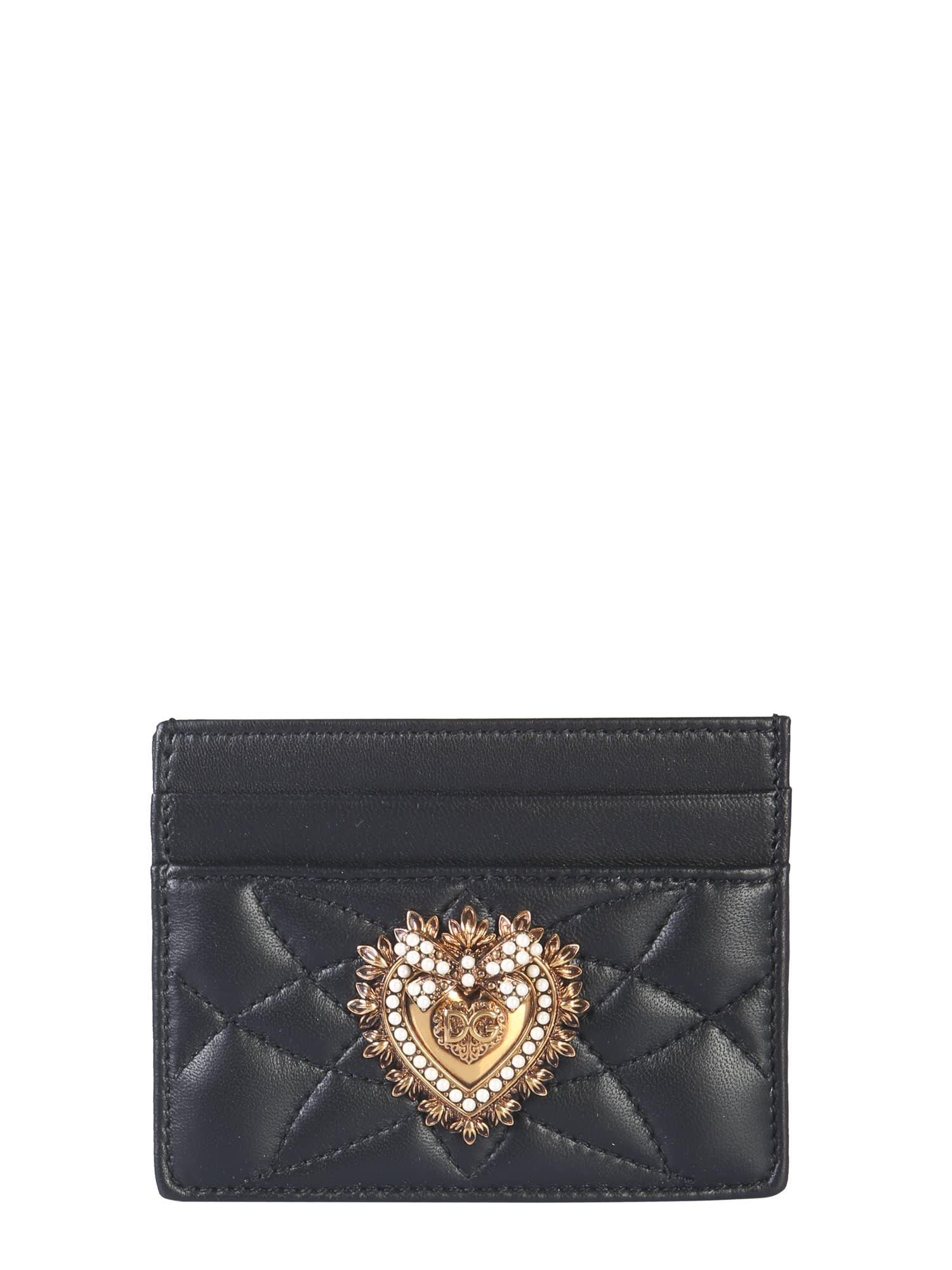 Dolce & Gabbana Cardholders DEVOTION MATE CARD HOLDER
