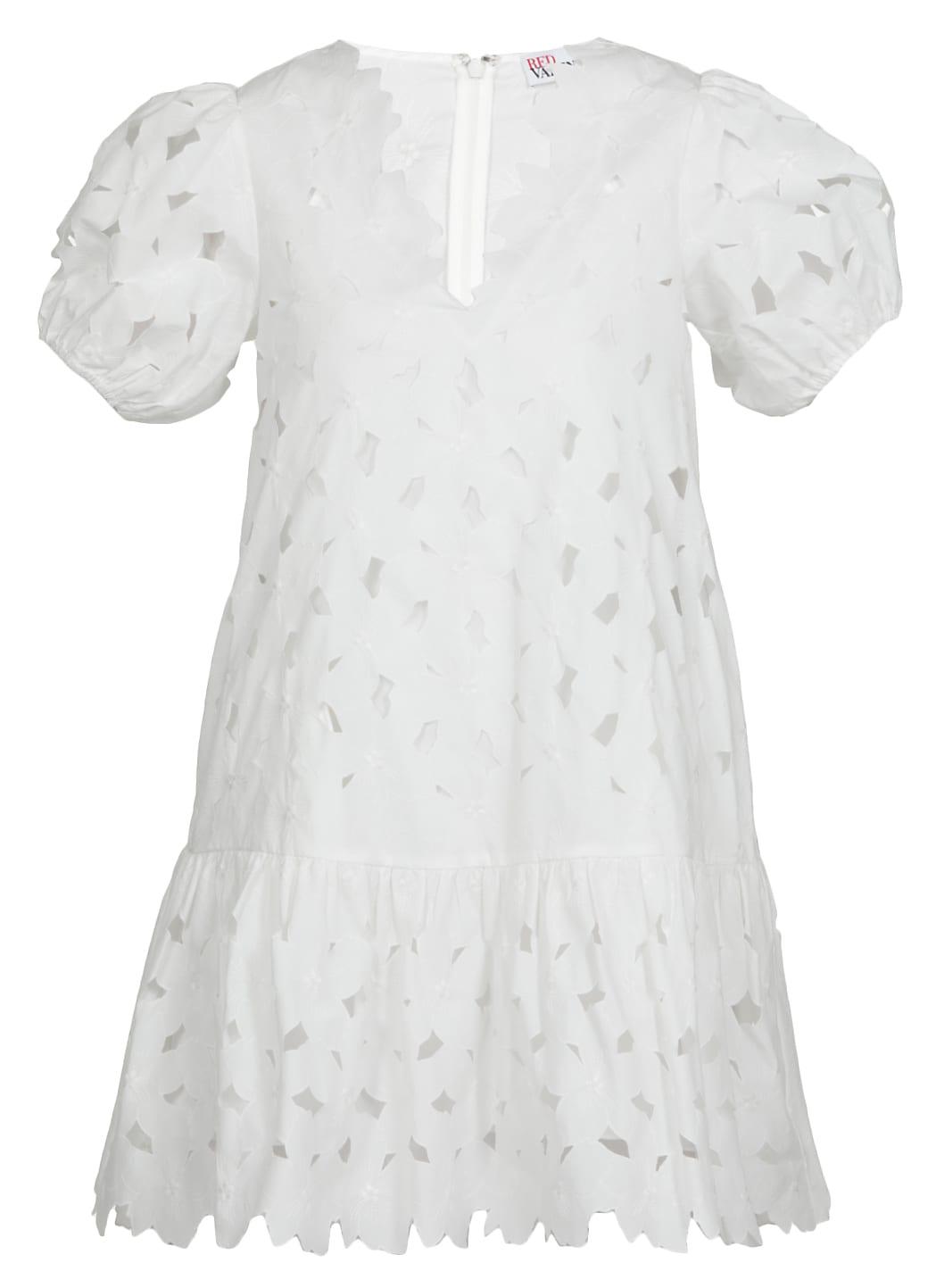 RED Valentino Cotton Poplin Dress