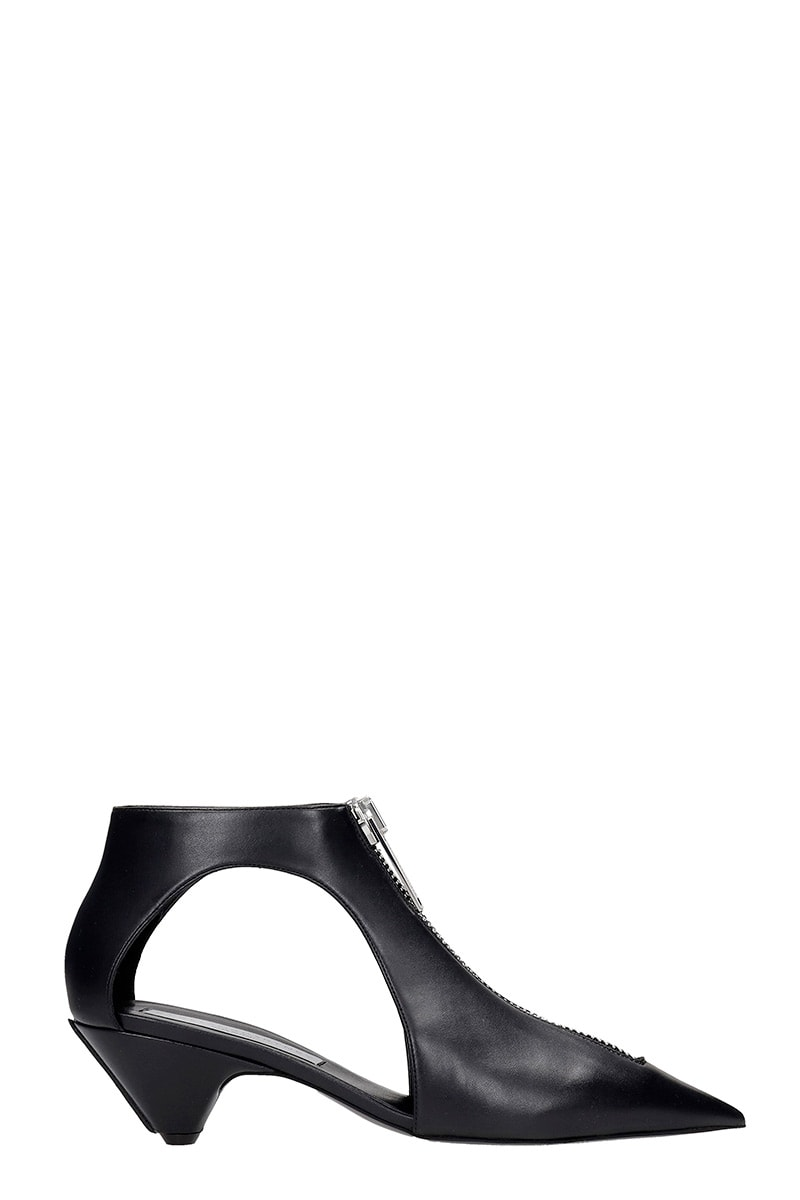 Buy Stella McCartney Sandals In Black Polyester online, shop Stella McCartney shoes with free shipping