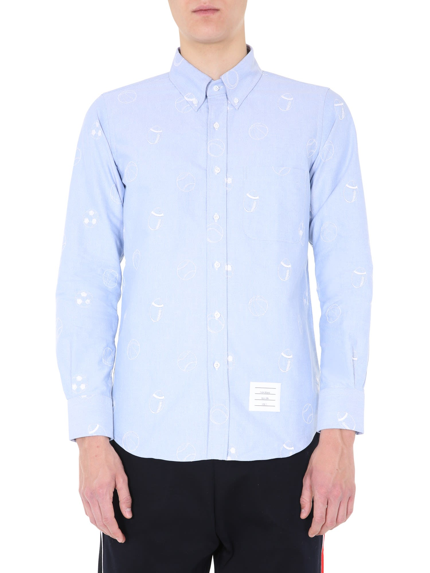 Thom Browne Long Sleeved Shirt
