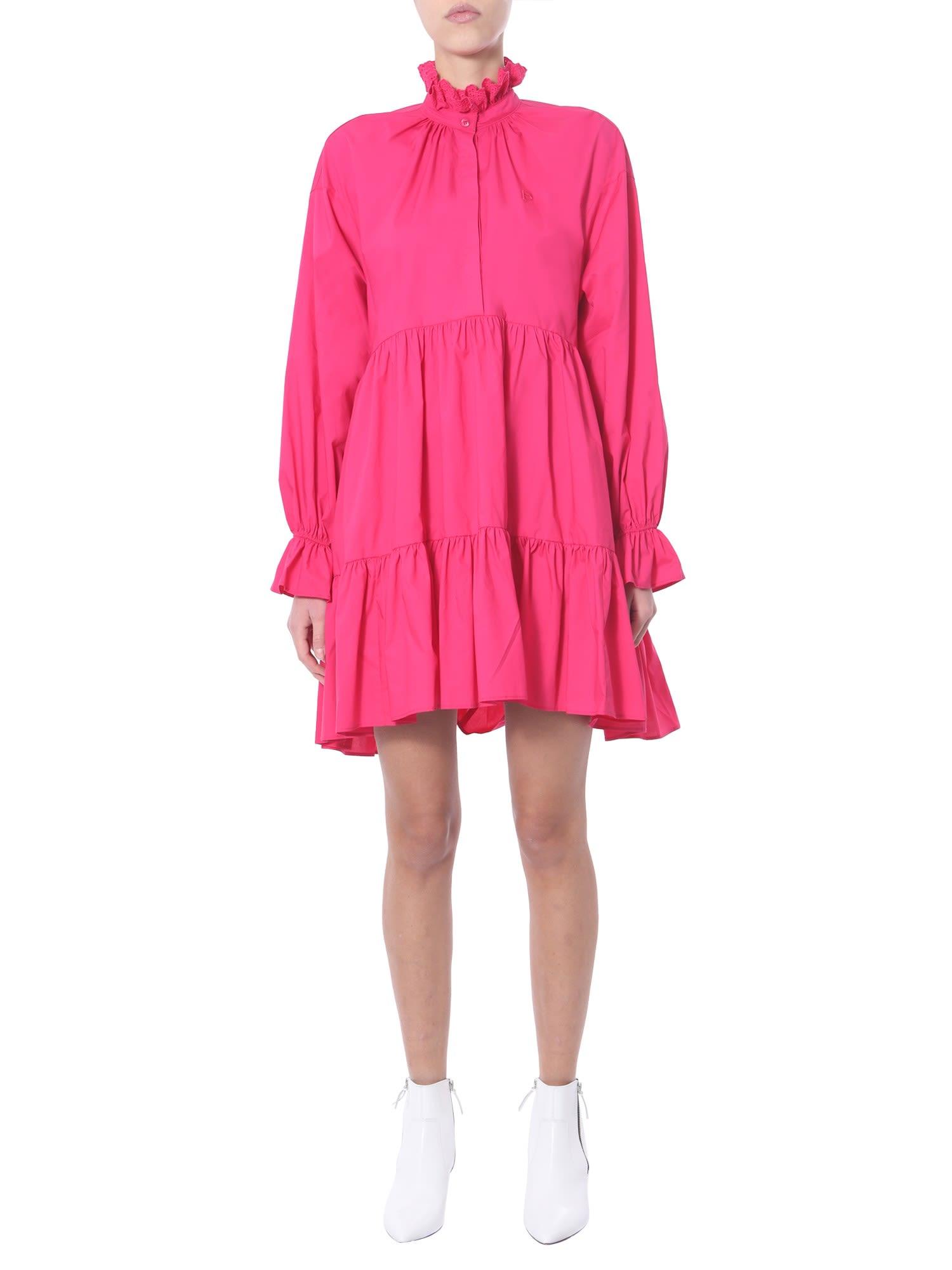 Buy Philosophy di Lorenzo Serafini Short Dress online, shop Philosophy di Lorenzo Serafini with free shipping