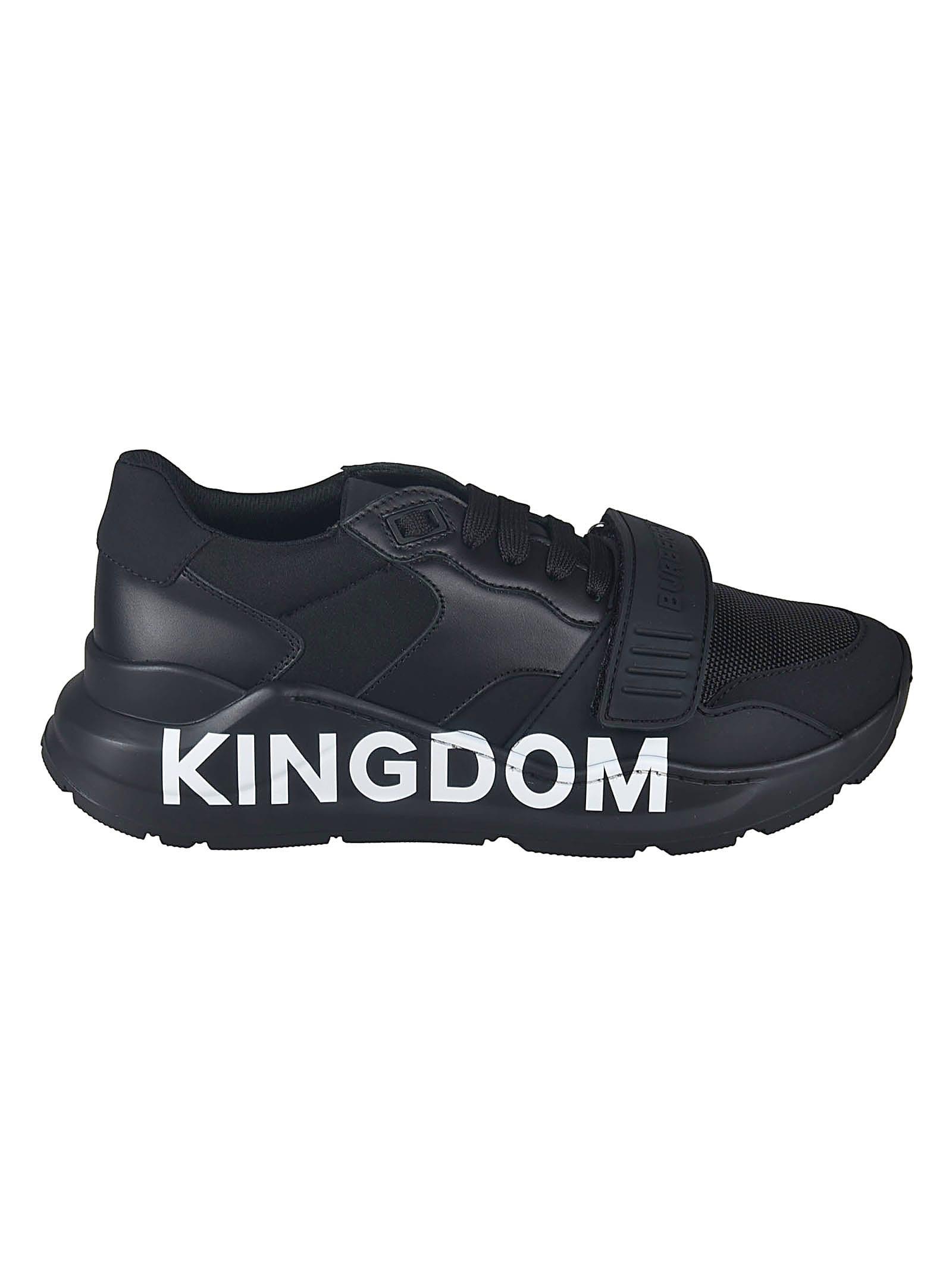 Burberry Burberry Sneakers - Black