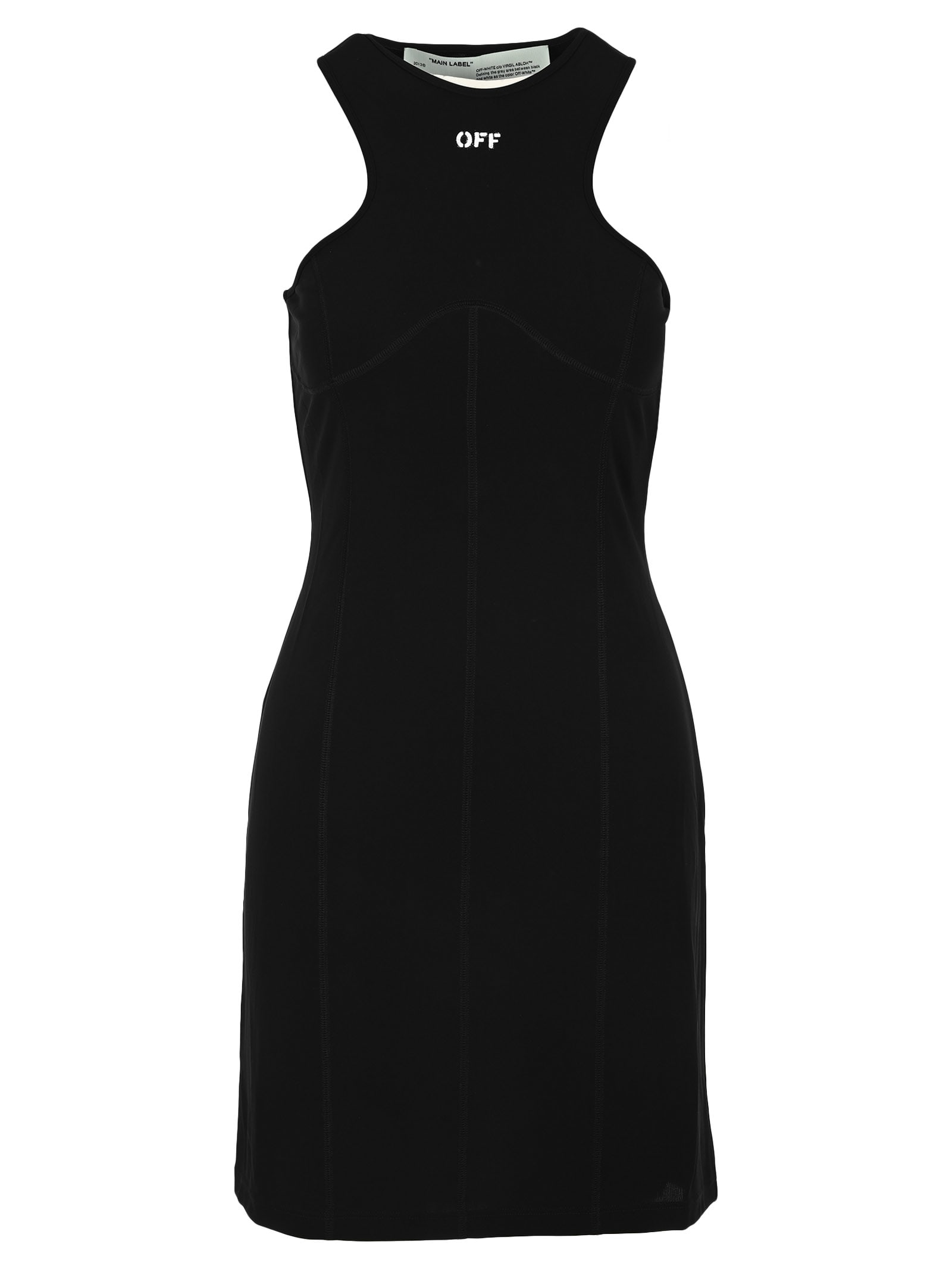 Buy Off White Rowing Dress online, shop Off-White with free shipping