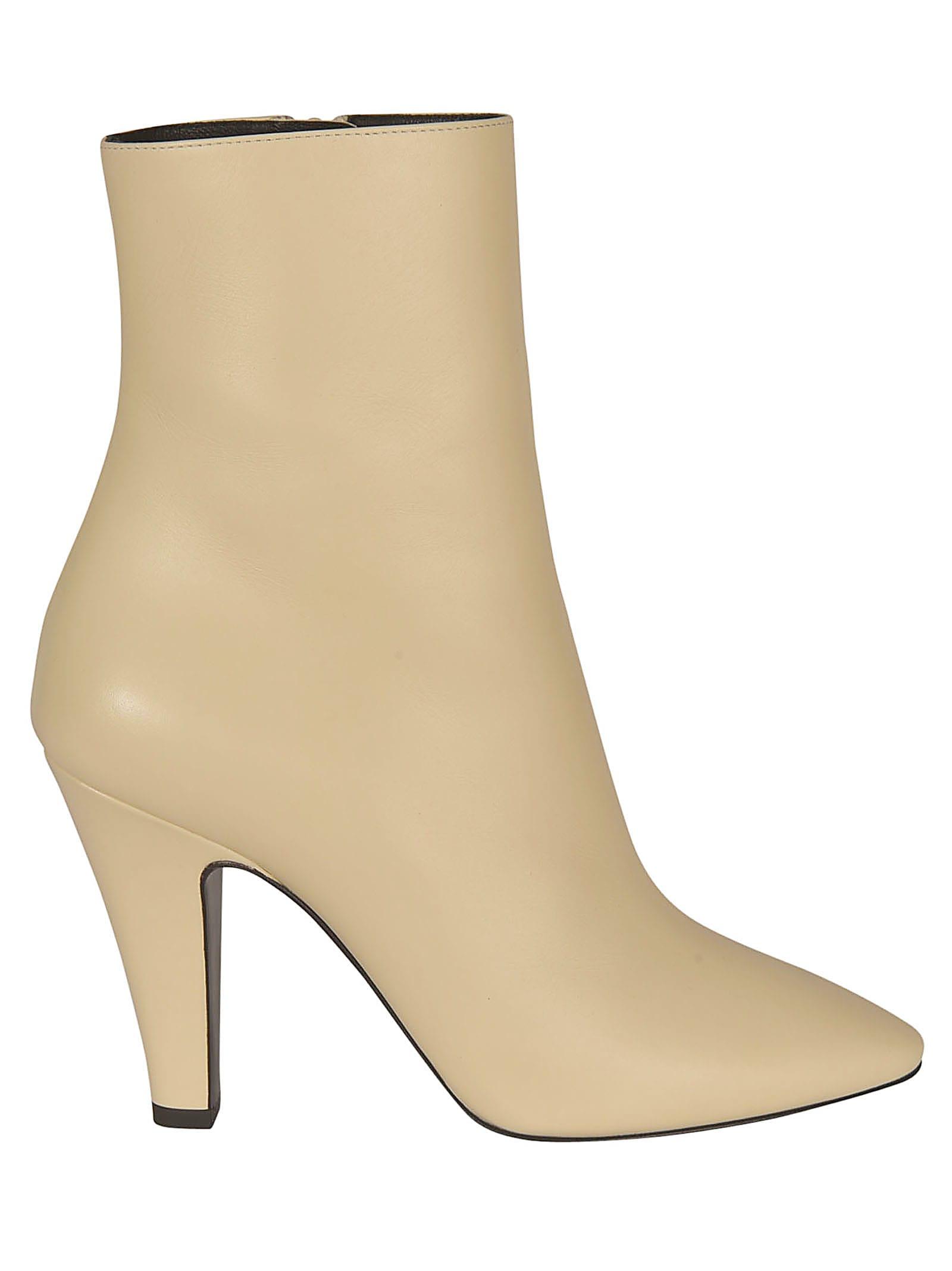 Buy Saint Laurent 68 95 Boots online, shop Saint Laurent shoes with free shipping