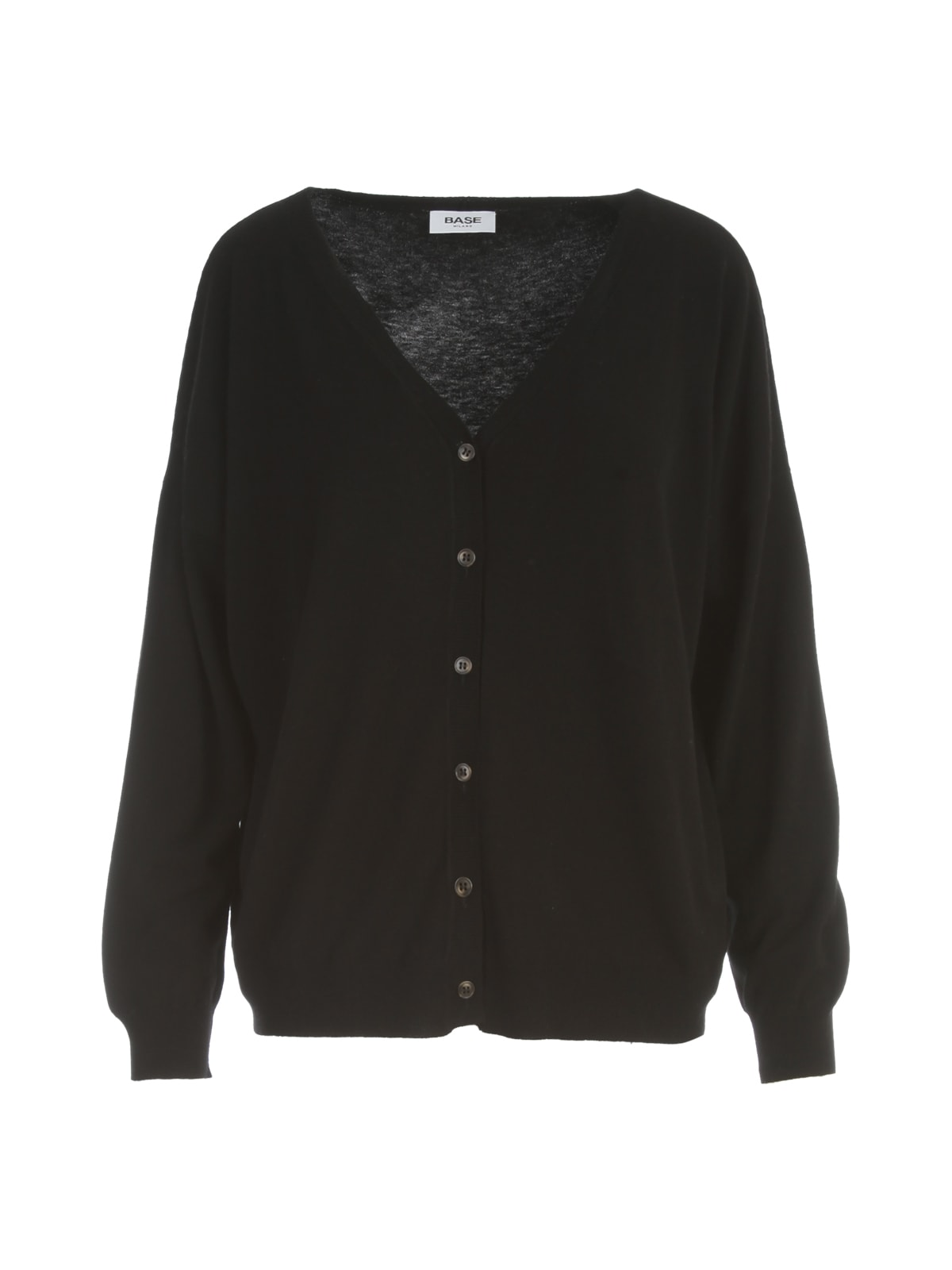 L/s Cardigan W/buttons