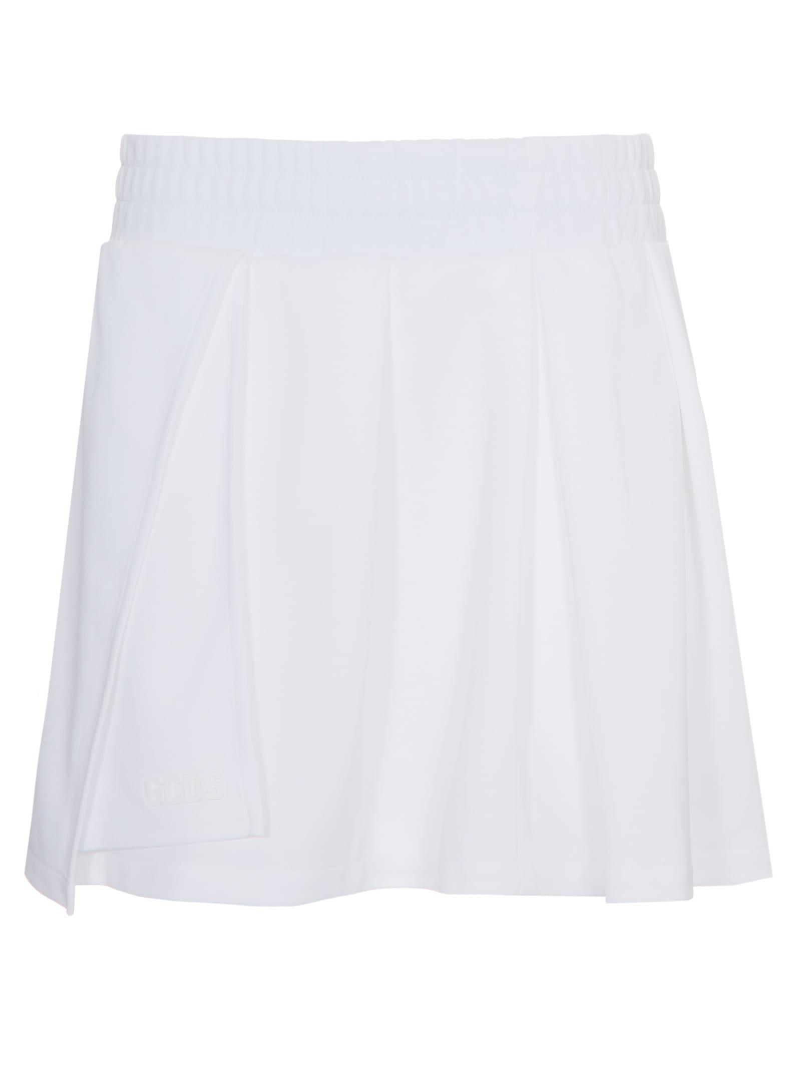 Gcds Mini skirts TRI SKIRT