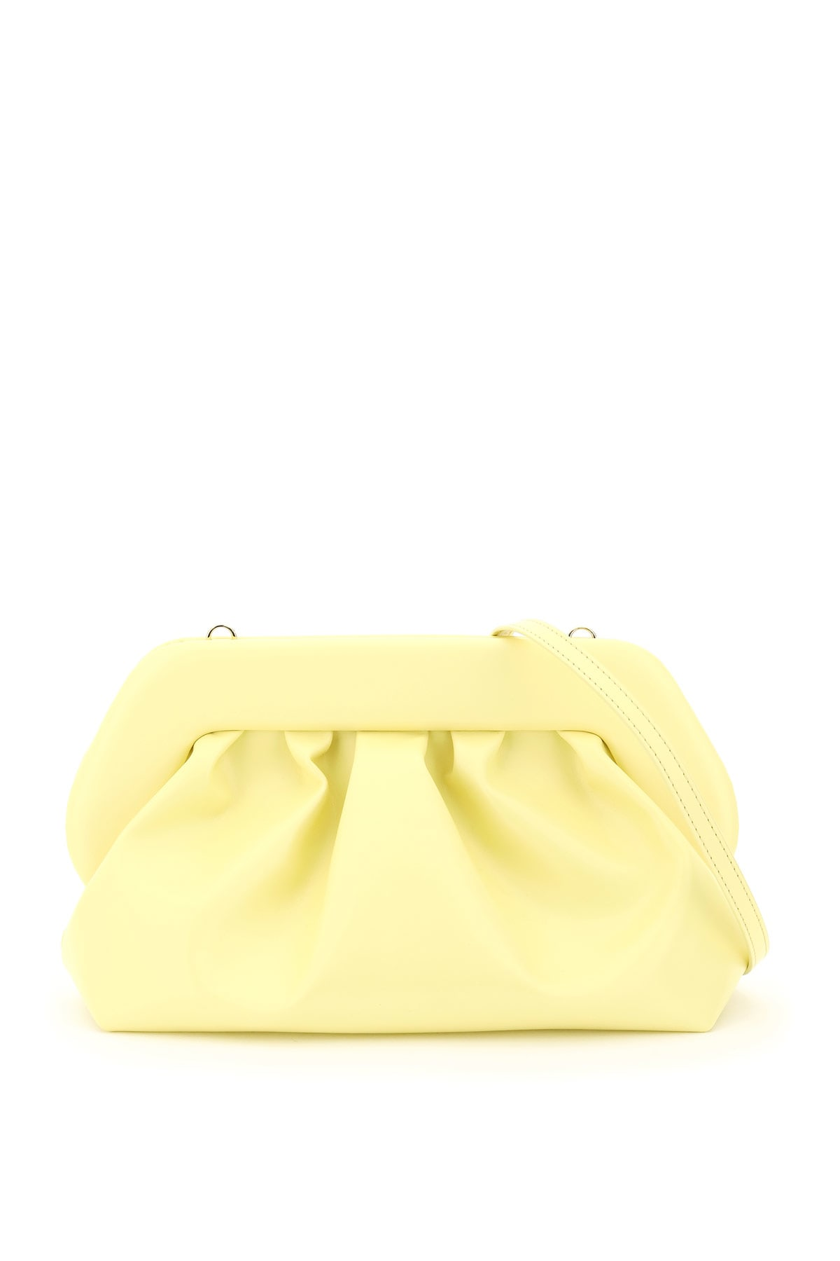 Themoirè Leathers BIOS BASIC VEGAN LEATHER CLUTCH