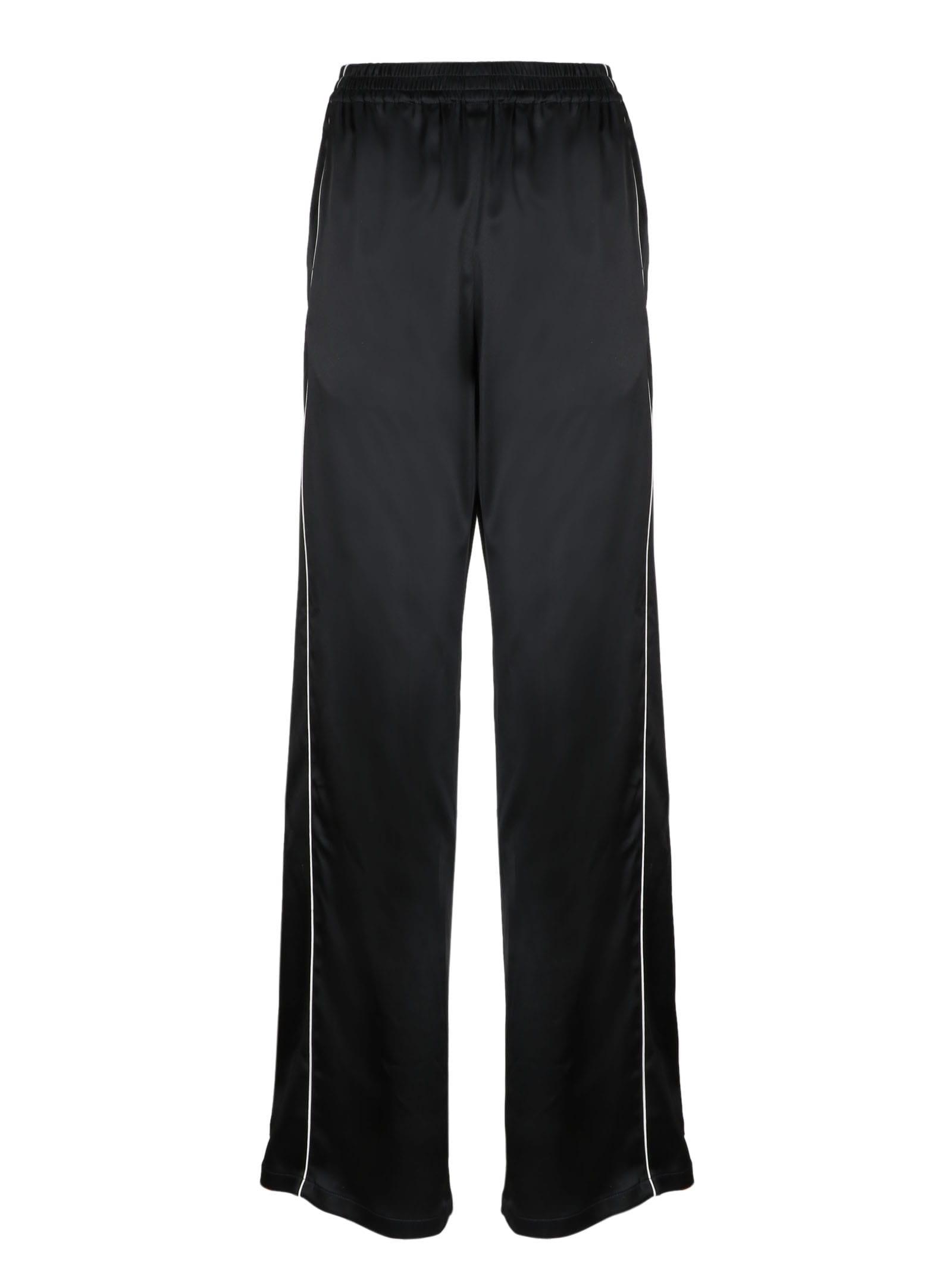 Balenciaga Satin Tracksuit Pants