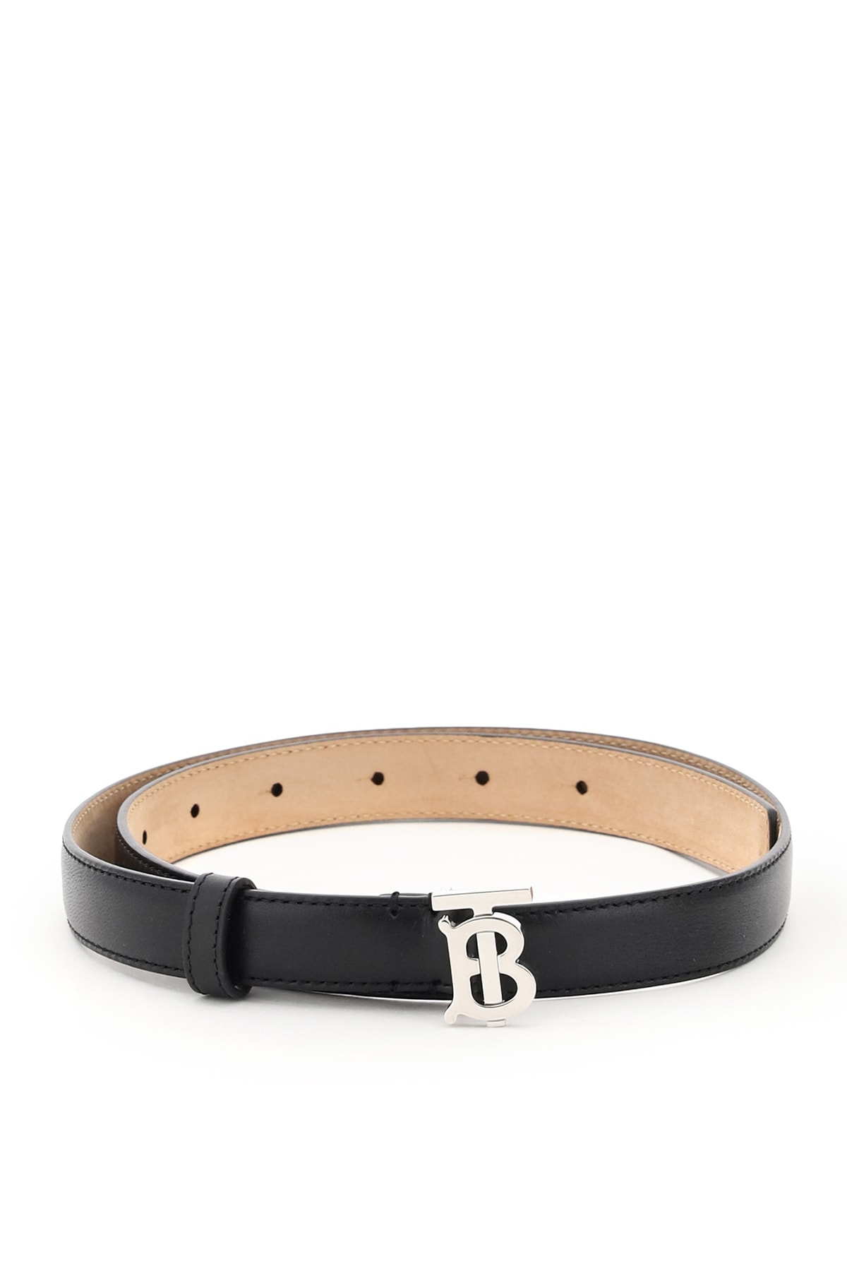 Burberry TB LEATHER BELT 20