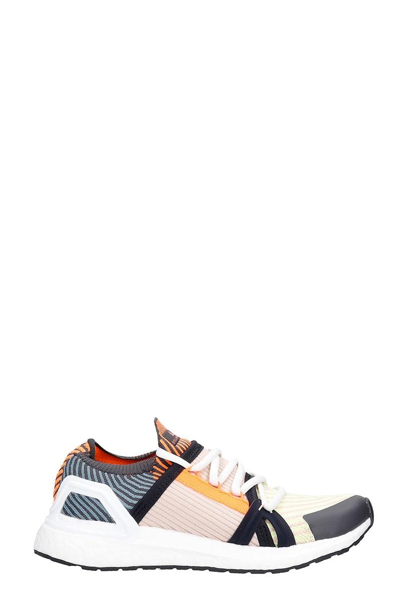 Adidas by Stella McCartney Ultraboost 20s Sneakers In Black Synthetic Fibers