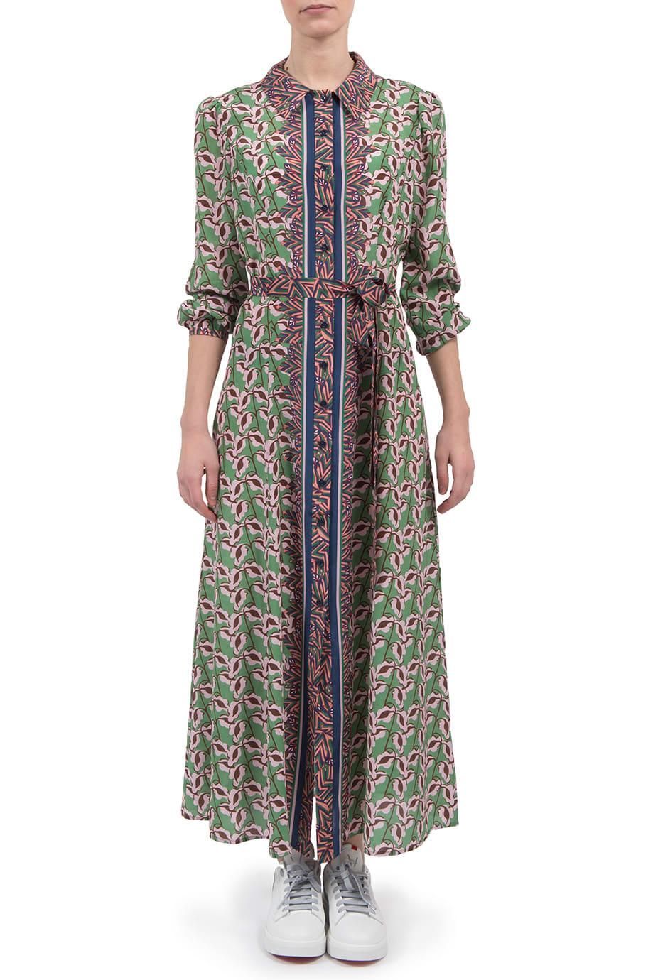 Buy Saloni - Vanessa Dress online, shop Saloni with free shipping