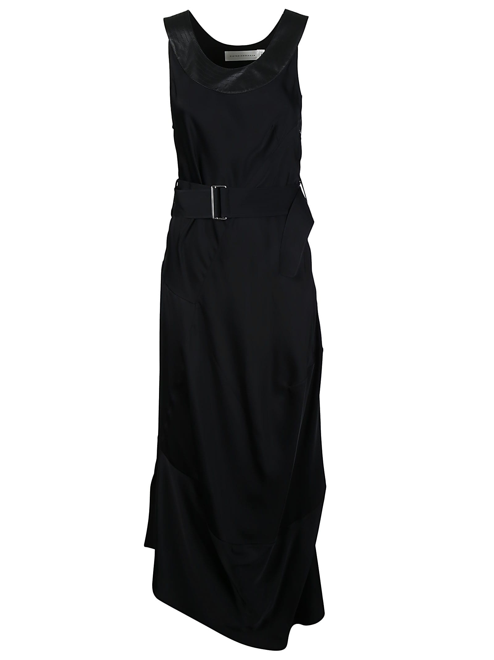 Photo of  Victoria Beckham Belted Dress- shop Victoria Beckham  online sales
