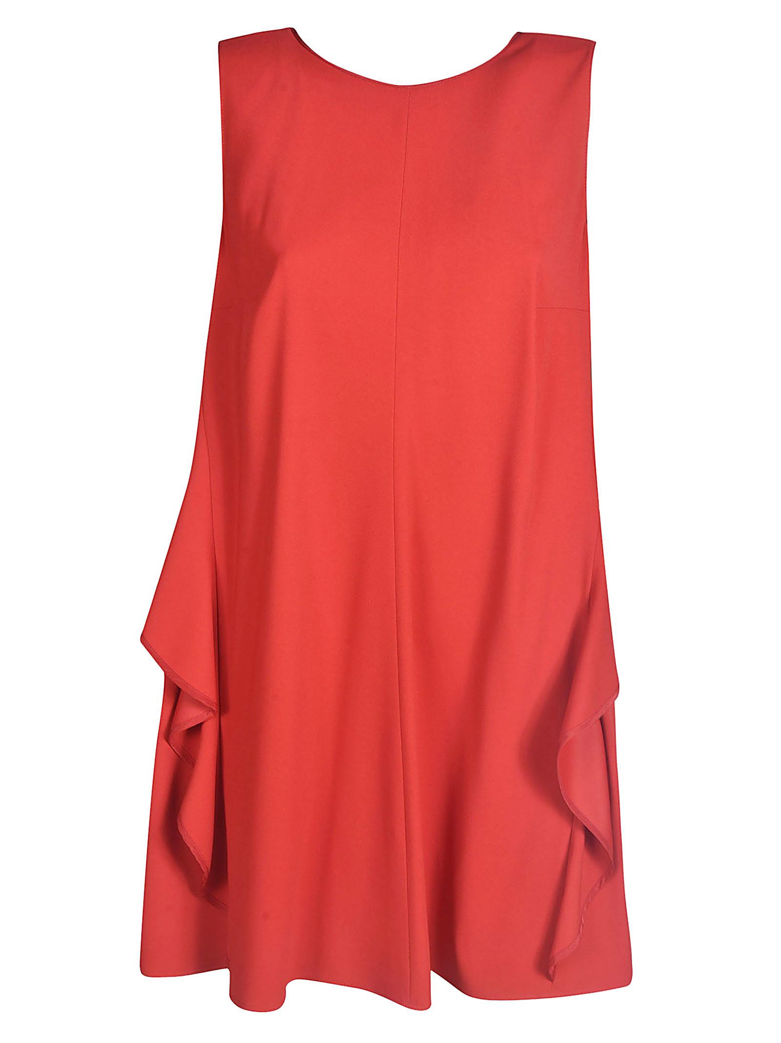 RED Valentino Stretch Cady Dress