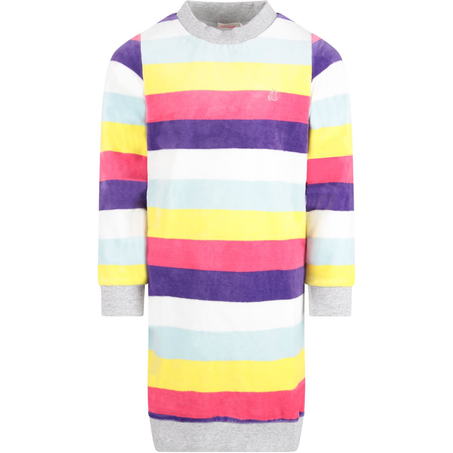 Billieblush Multicolor Girl Dress