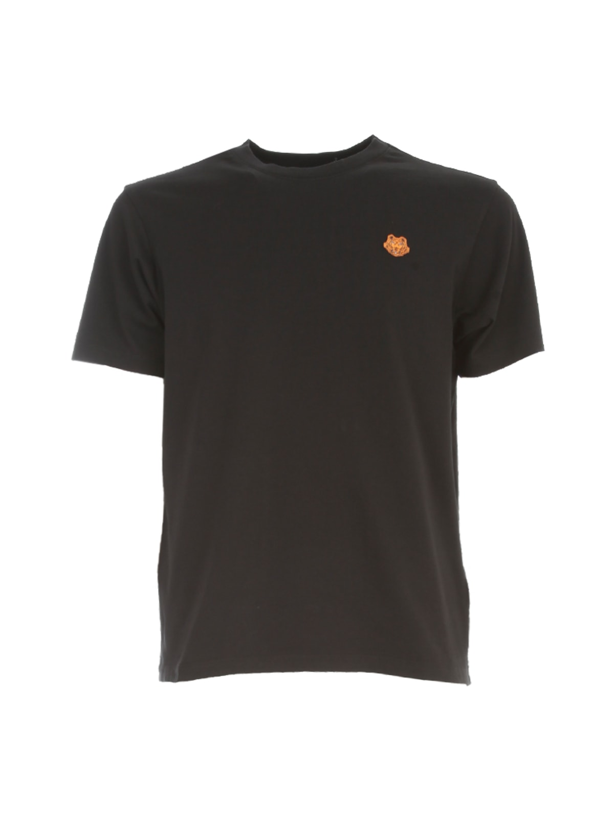 Kenzo Tiger Crest Classic T-shirt In Noir