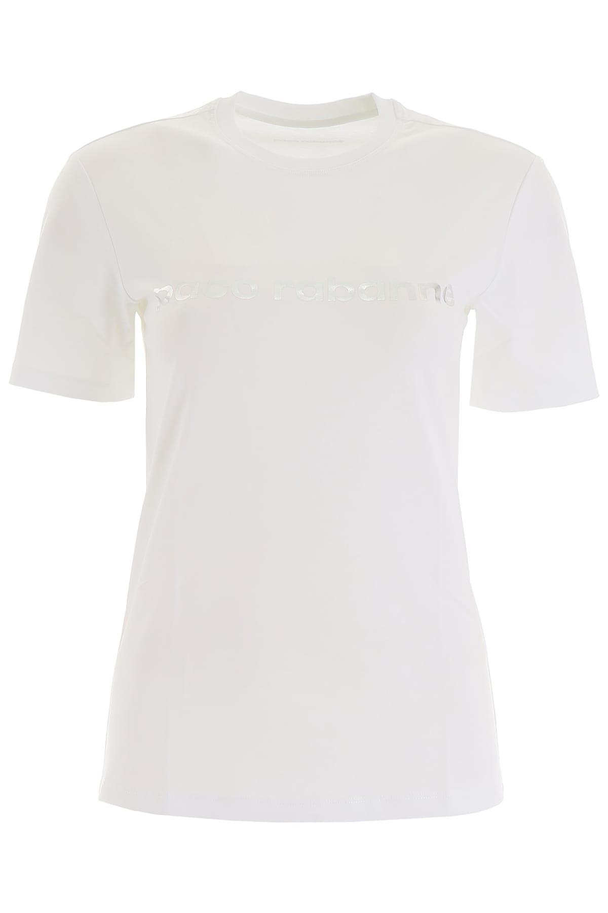 Paco Rabanne Logo T-shirt