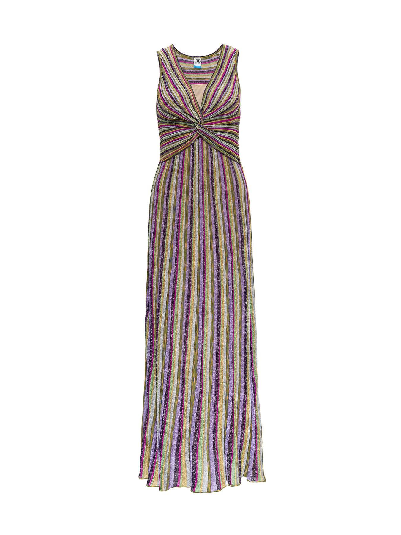 M Missoni Lurex Long Dress