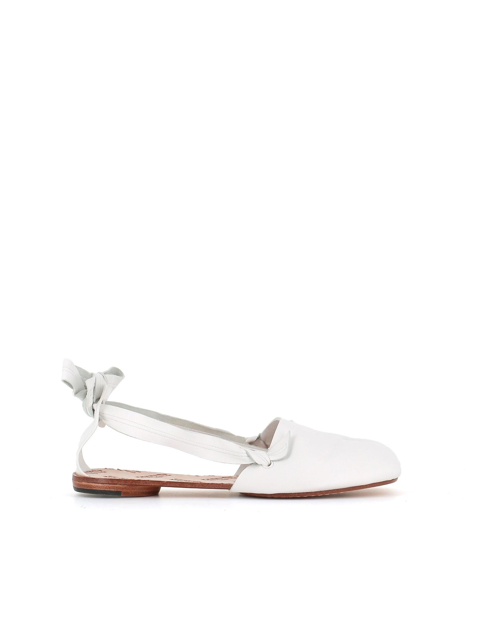 Buy Maison Margiela Ballerina online, shop Maison Margiela shoes with free shipping
