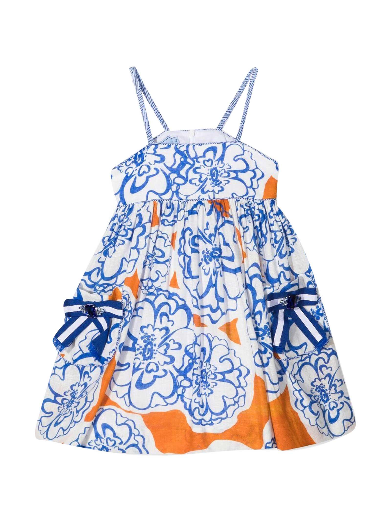 Mi Mi Sol Floral Dress