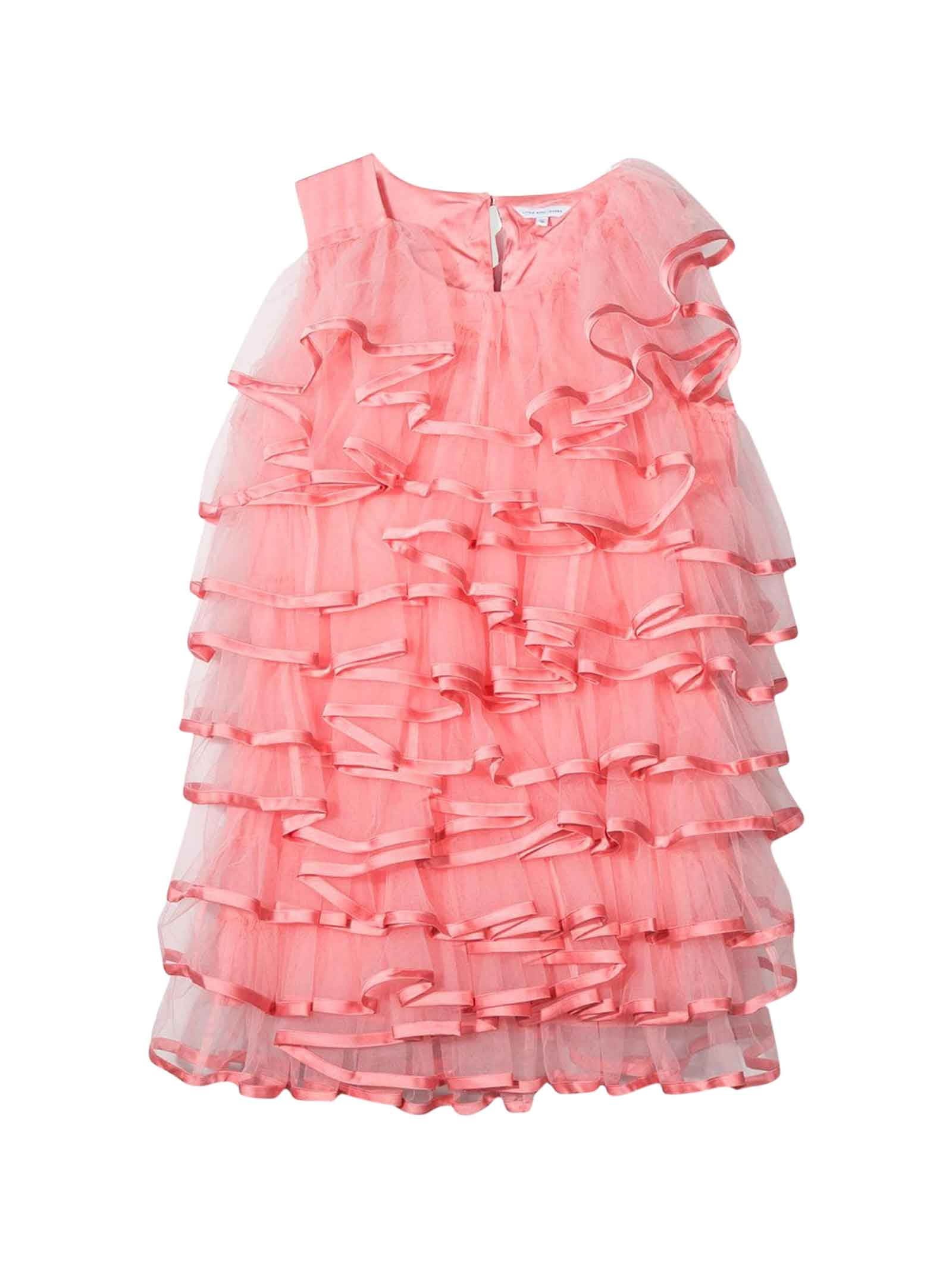 Buy Little Marc Jacobs Little Marc Jacobs Kids Dress online, shop Little Marc Jacobs with free shipping