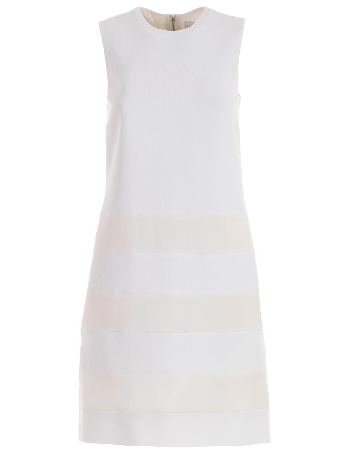 Victoria Victoria Beckham Straight Fit Dress