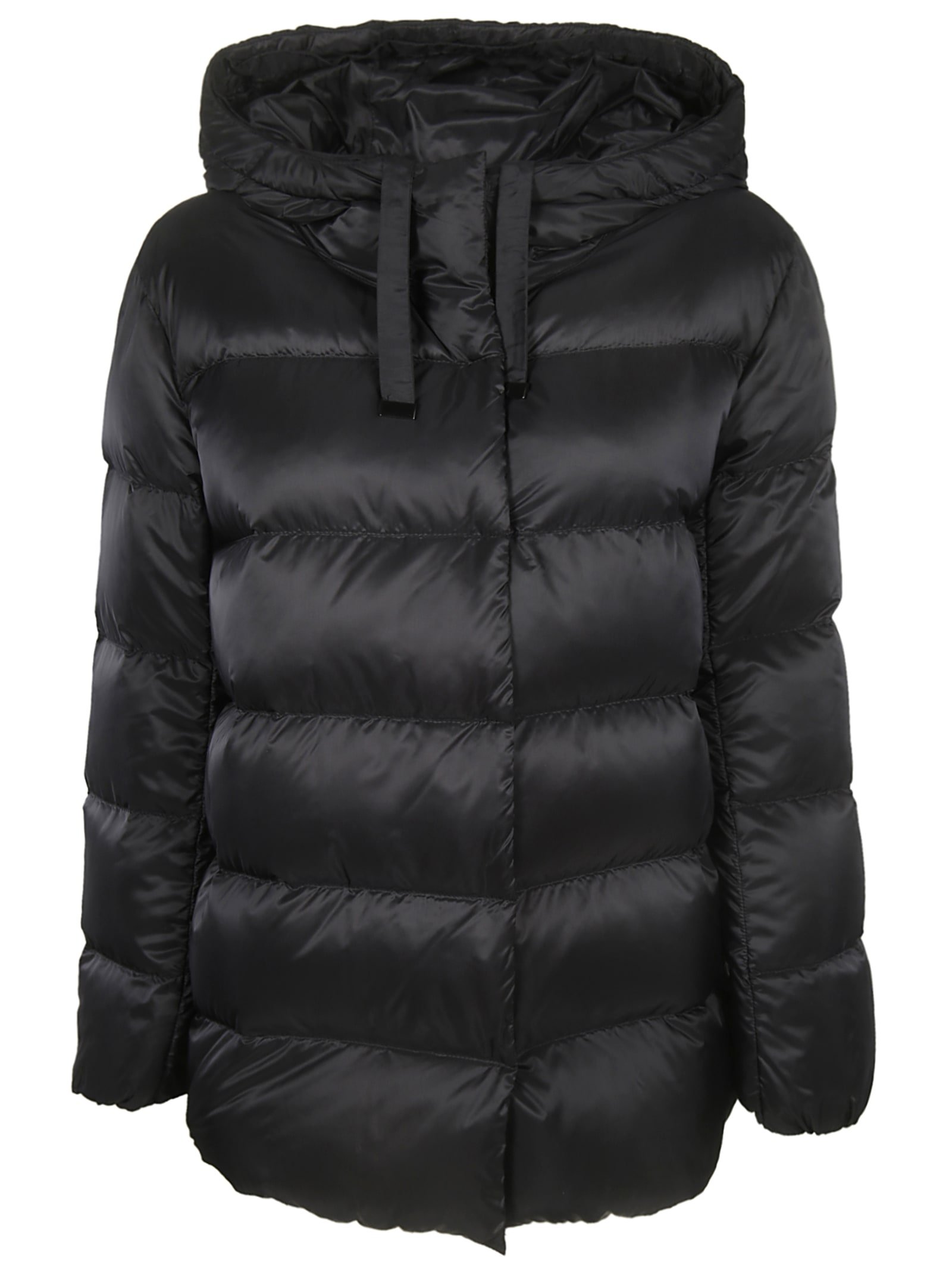 Max Mara Large Hood Padded Jacket