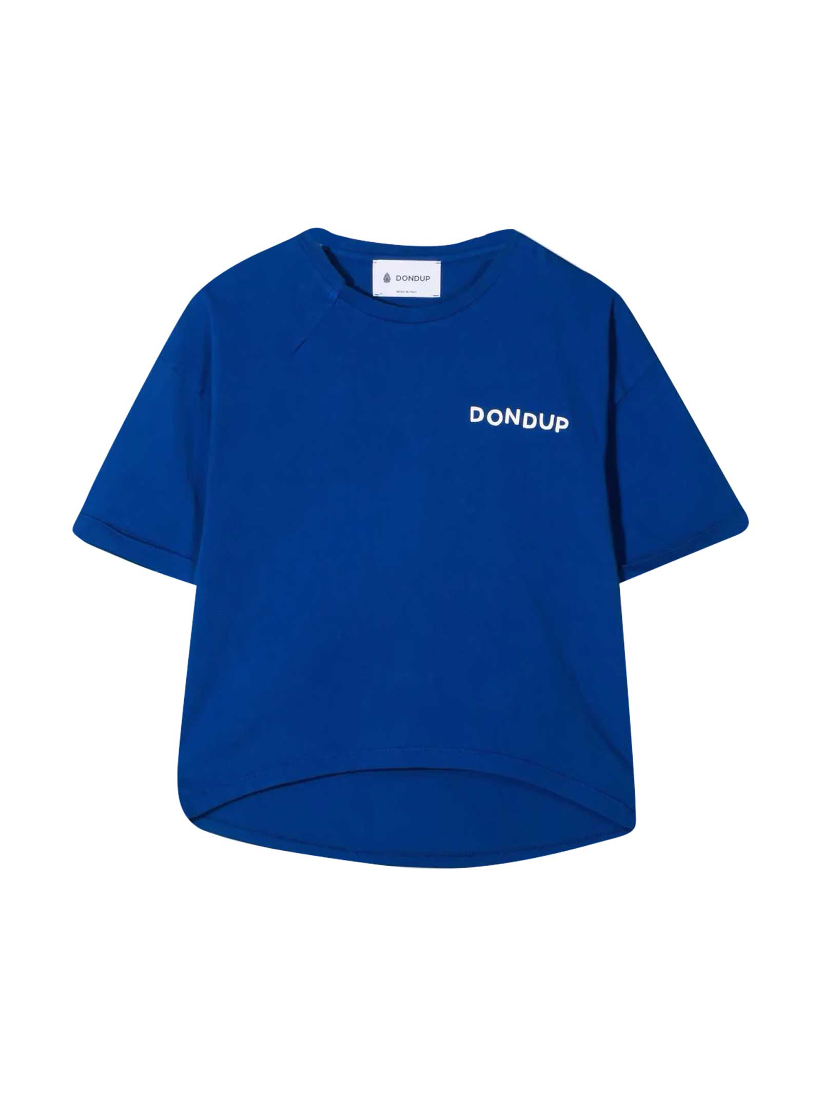 Dondup BLUE T-SHIRT