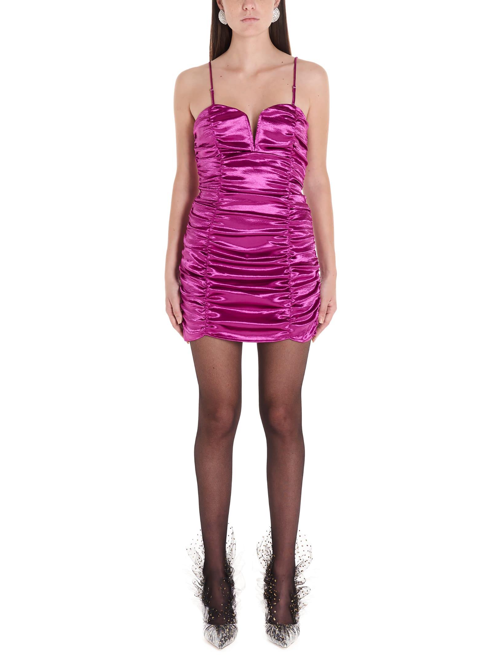 stevie Metallic Dress