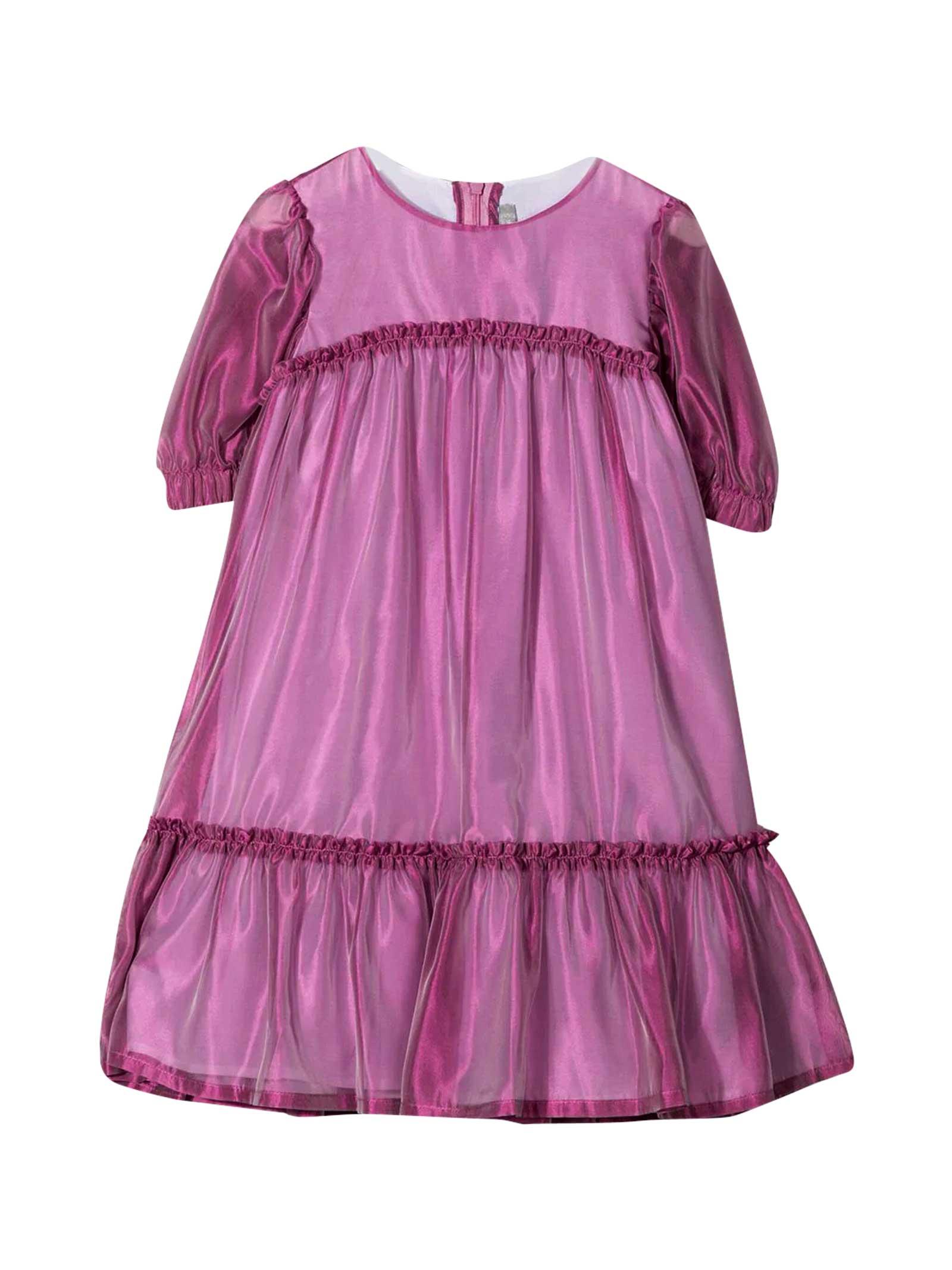 Semi-transparent Dress