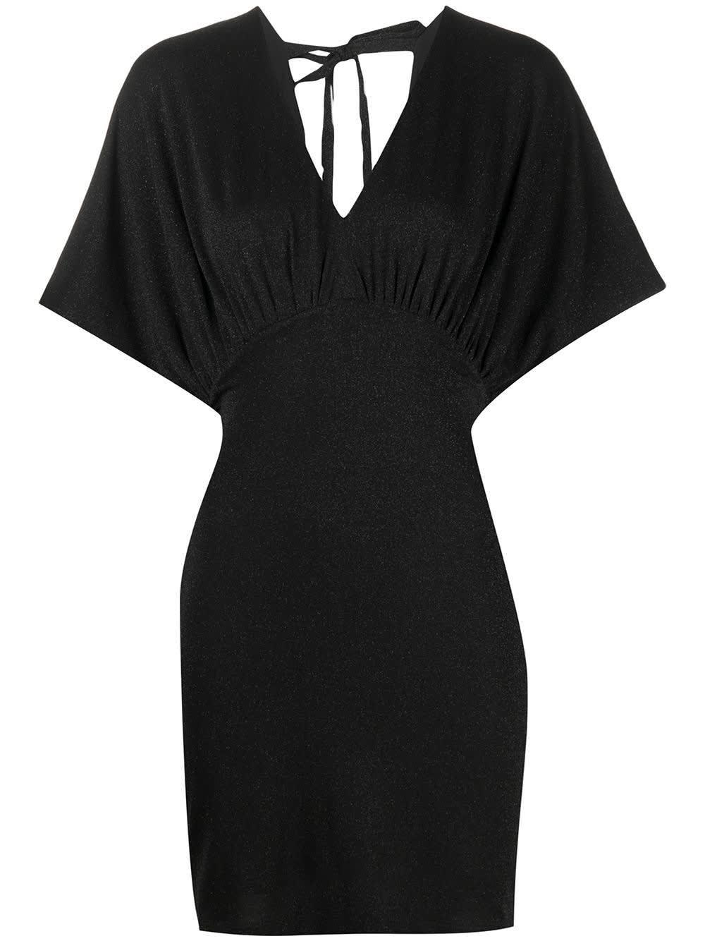 Liu •jo Dresses VISCOSE DRESS WITH V-NECK