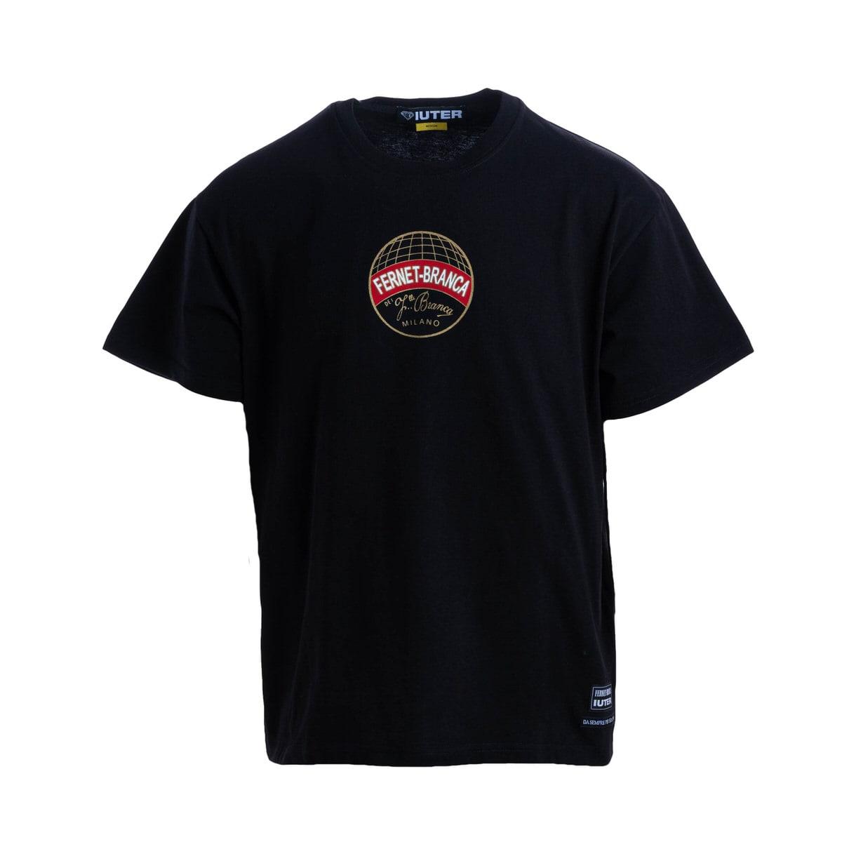 Iuter Iuter X Fernet Branca coin Tee Cotton T-shirt