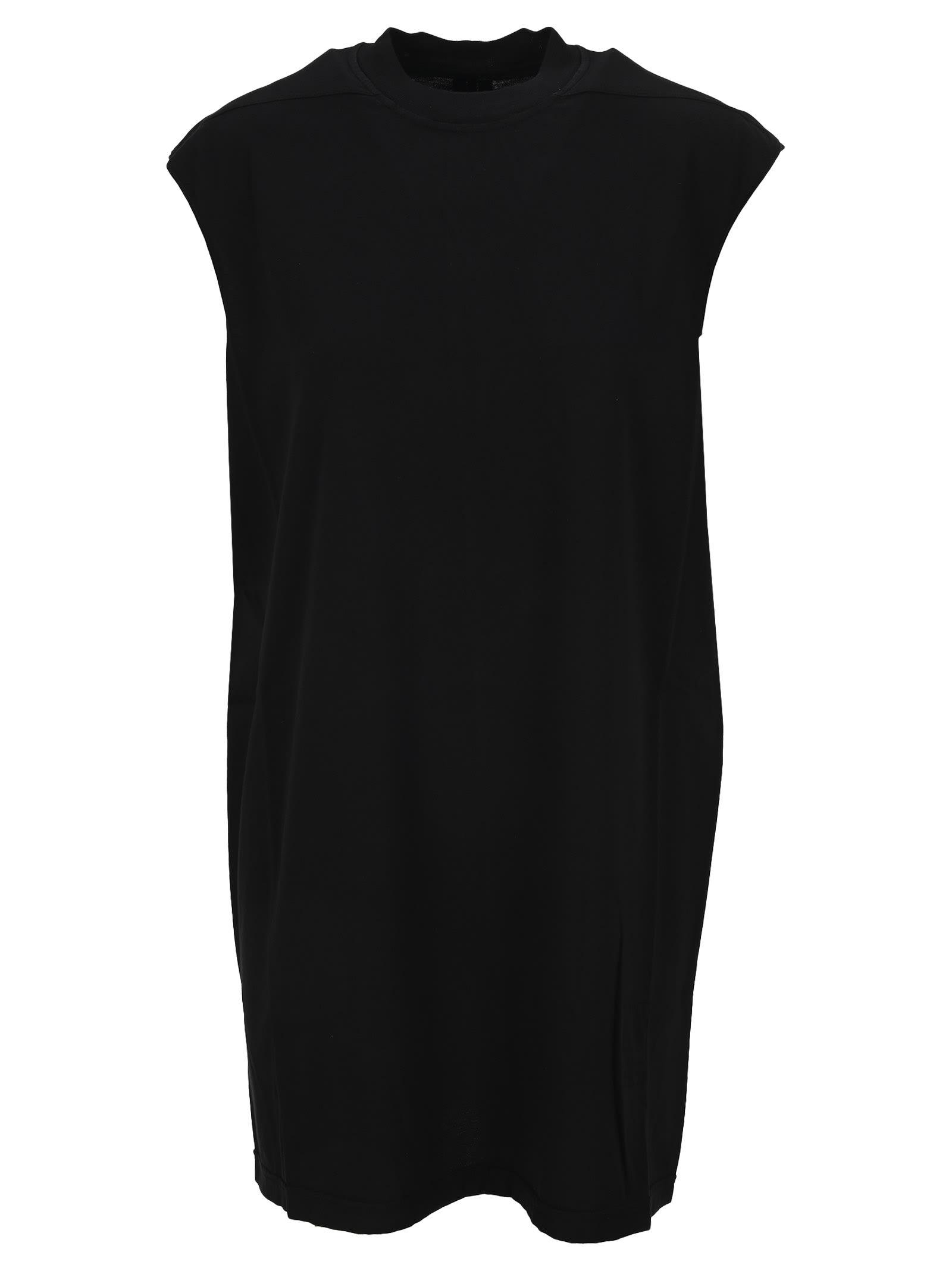Dark Shadow Sleeveless Dress