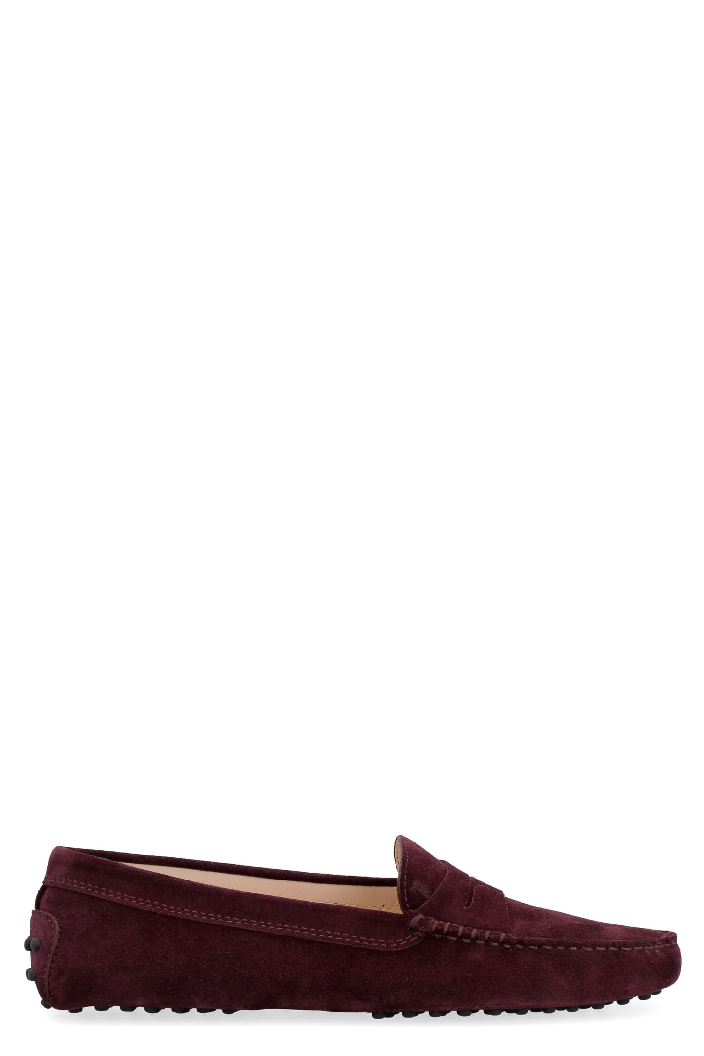 Tod's Suedes GOMMINO SUEDE LOAFERS