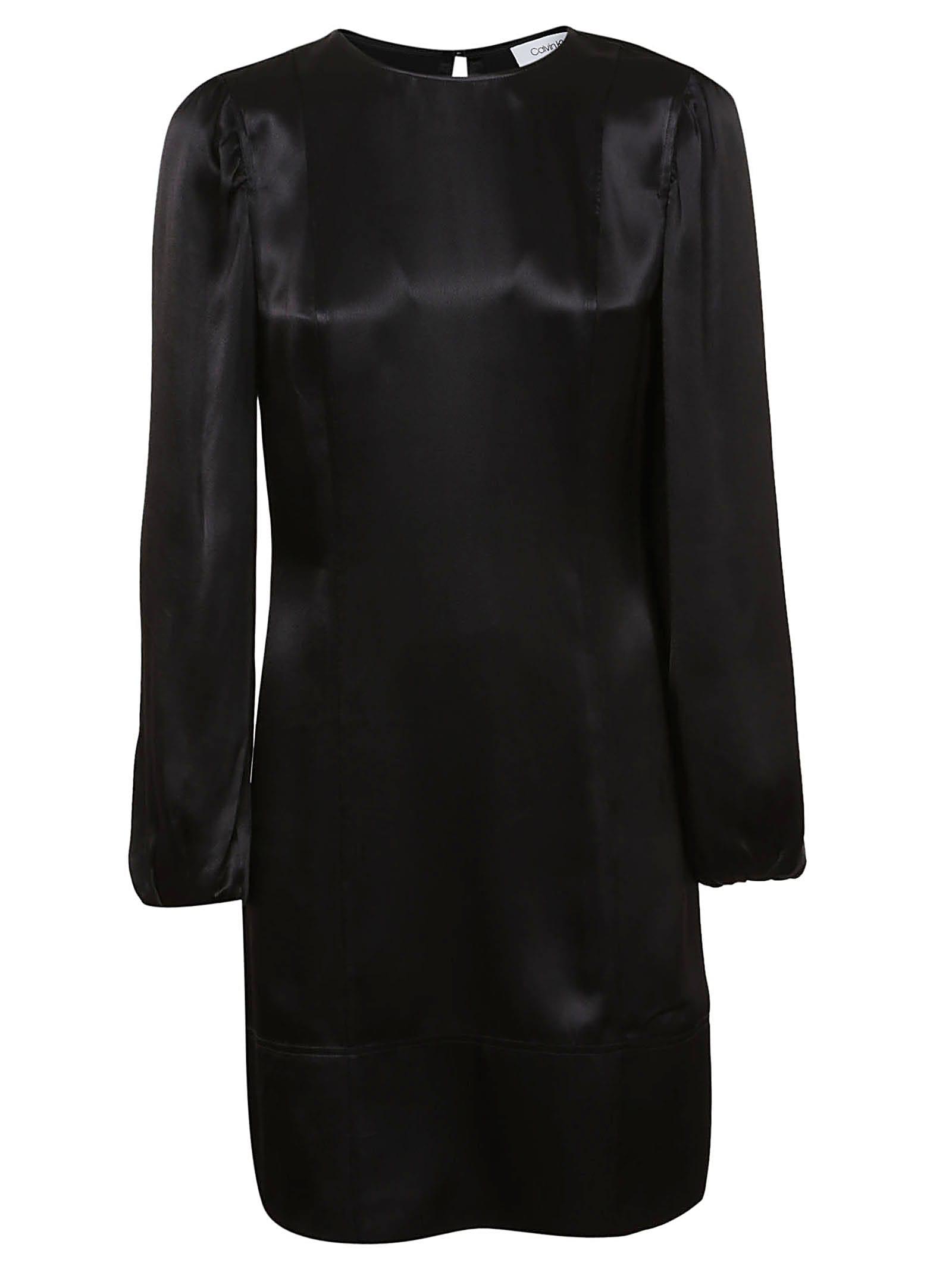Calvin Klein Long Length Dress