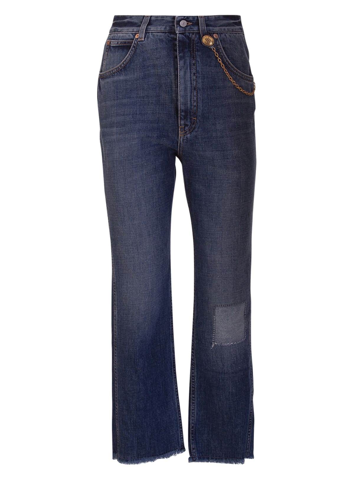 Givenchy MID-RISE CROPPED JEANS