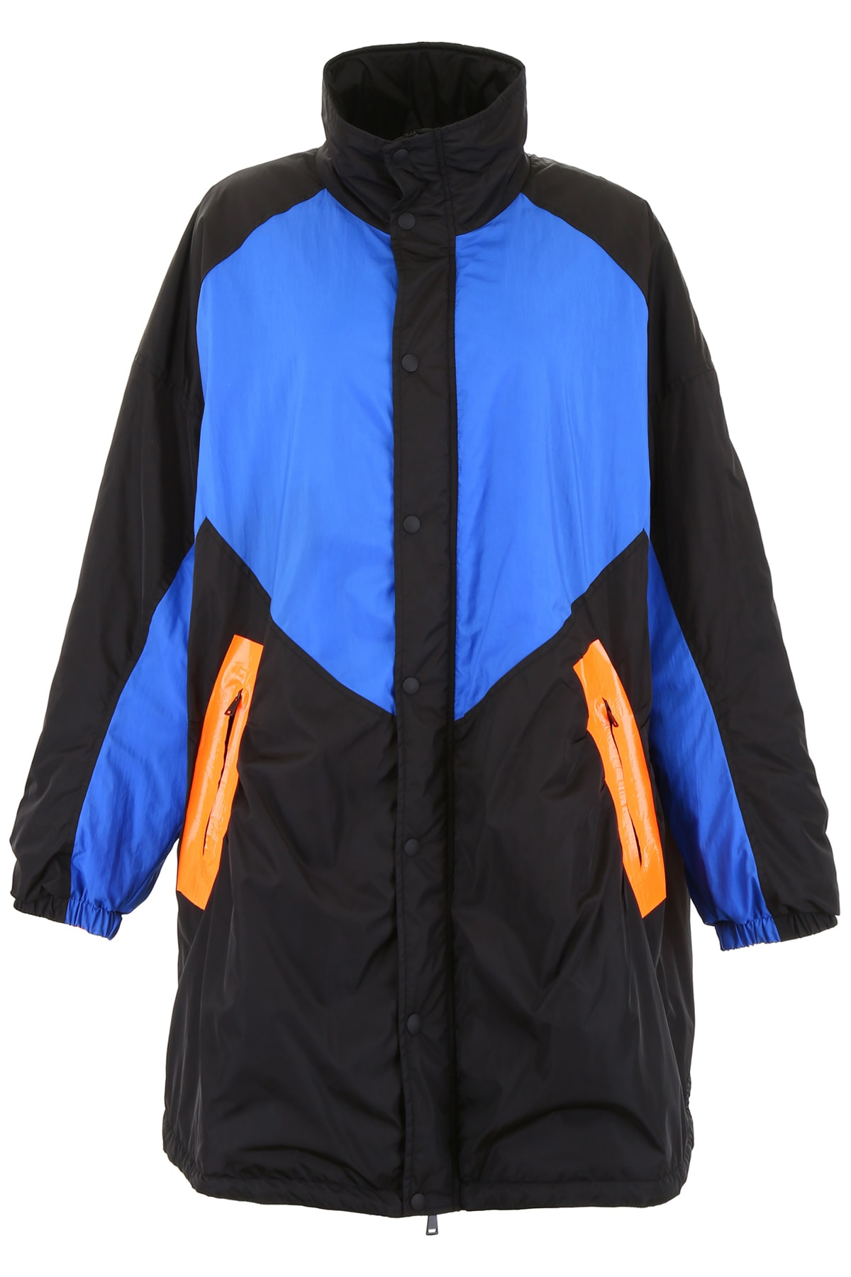 Maison Margiela Color Block Parka