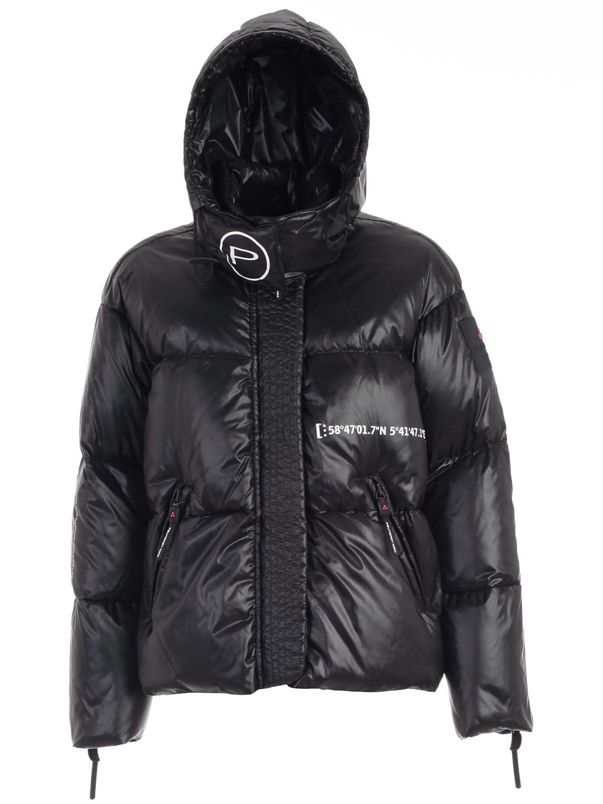 Peuterey Jacket Short W/detachable Hood