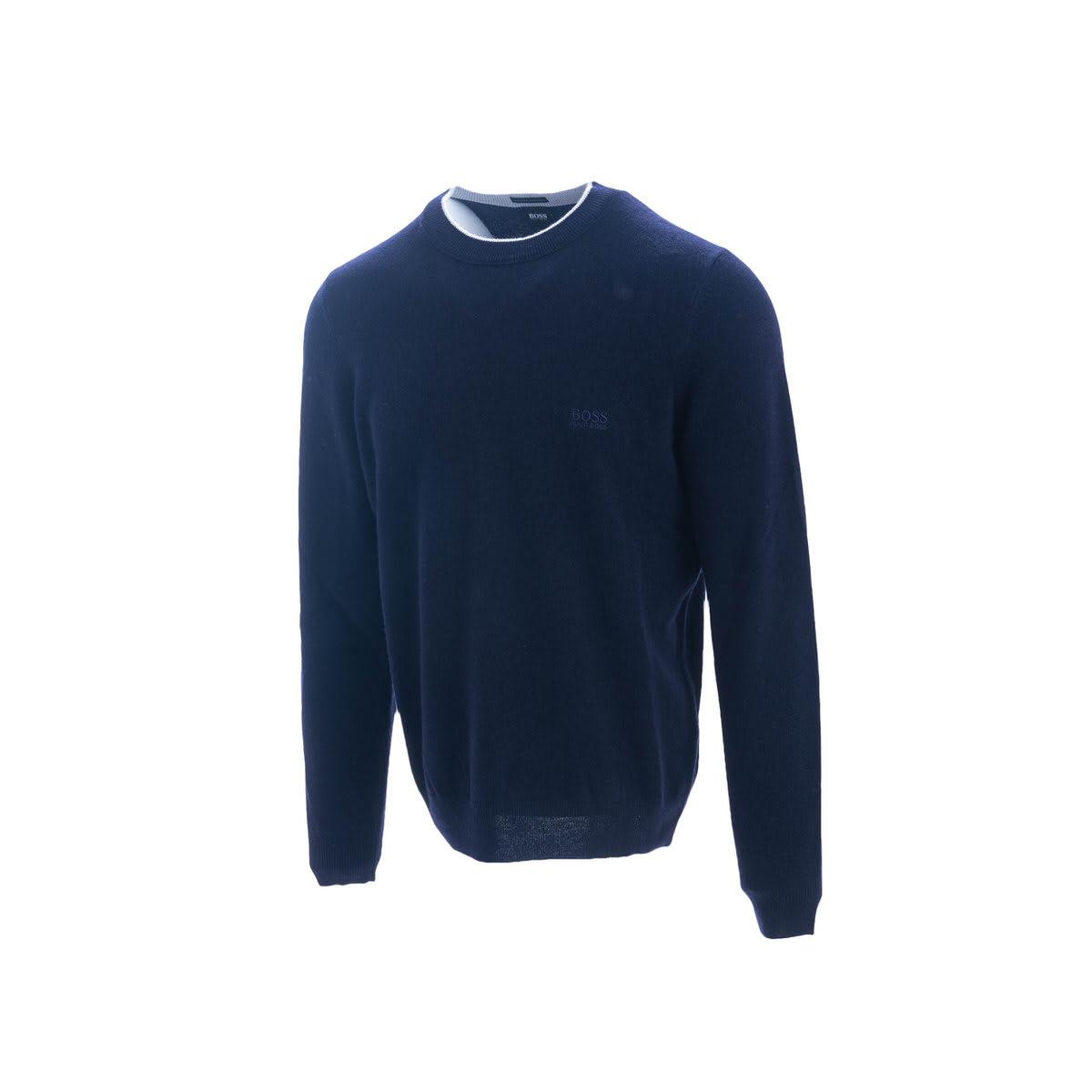 Boss Soft Virgin Wool Sweater