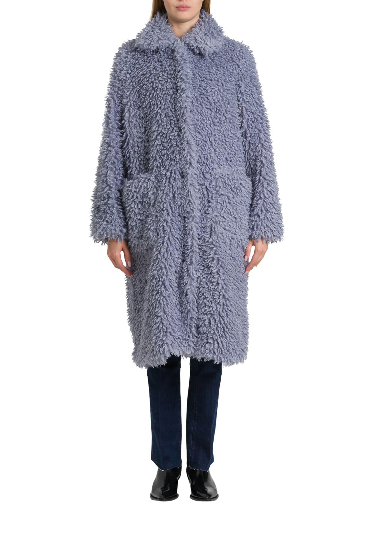 STAND STUDIO Maria Teddy Coat