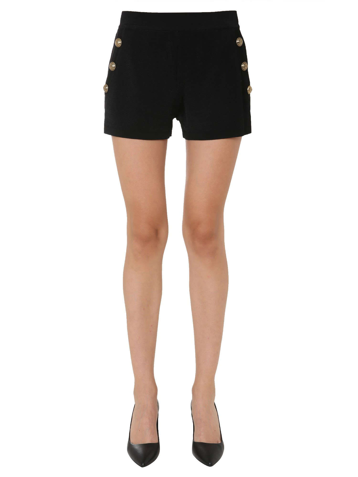 Balmain KNITTED SHORTS