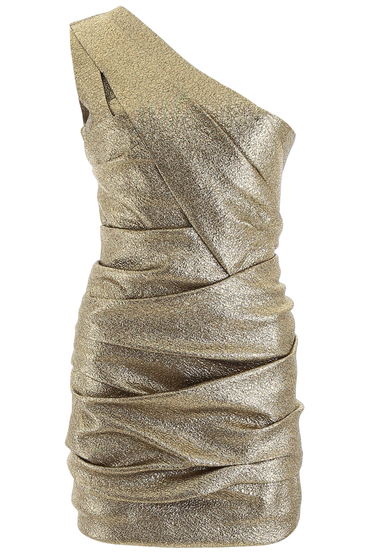 Dsquared2 One-shoulder Mini Dress