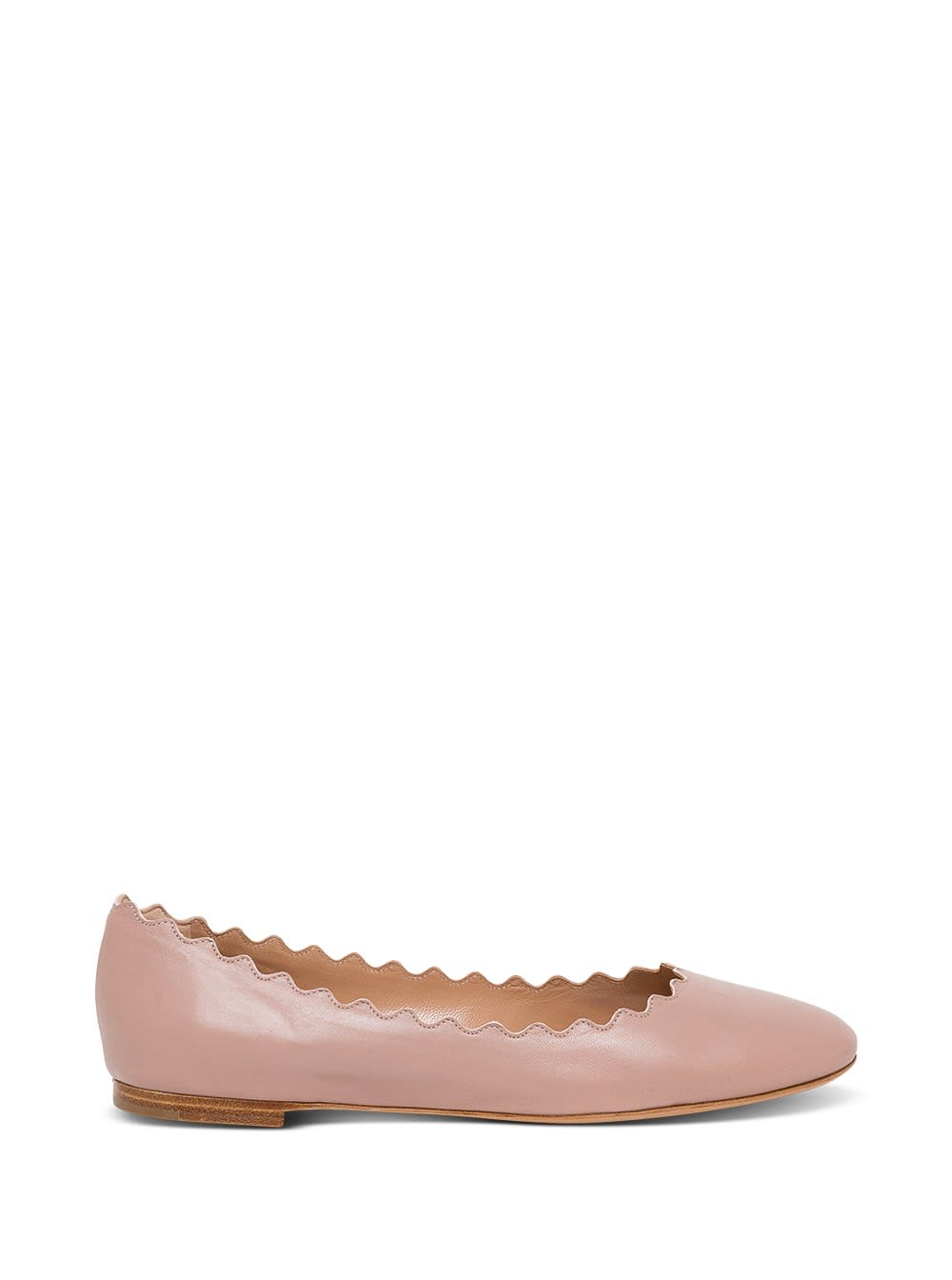 Chloé LAUREN FLAT SHOES
