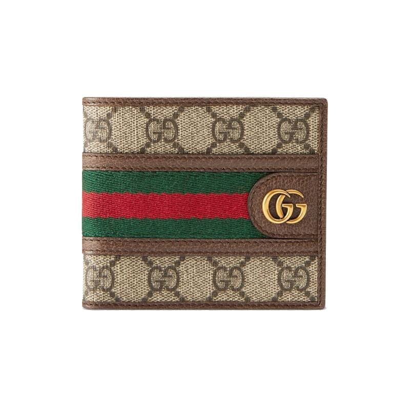 Gucci Wallets OPHIDIA GG COIN WALLET