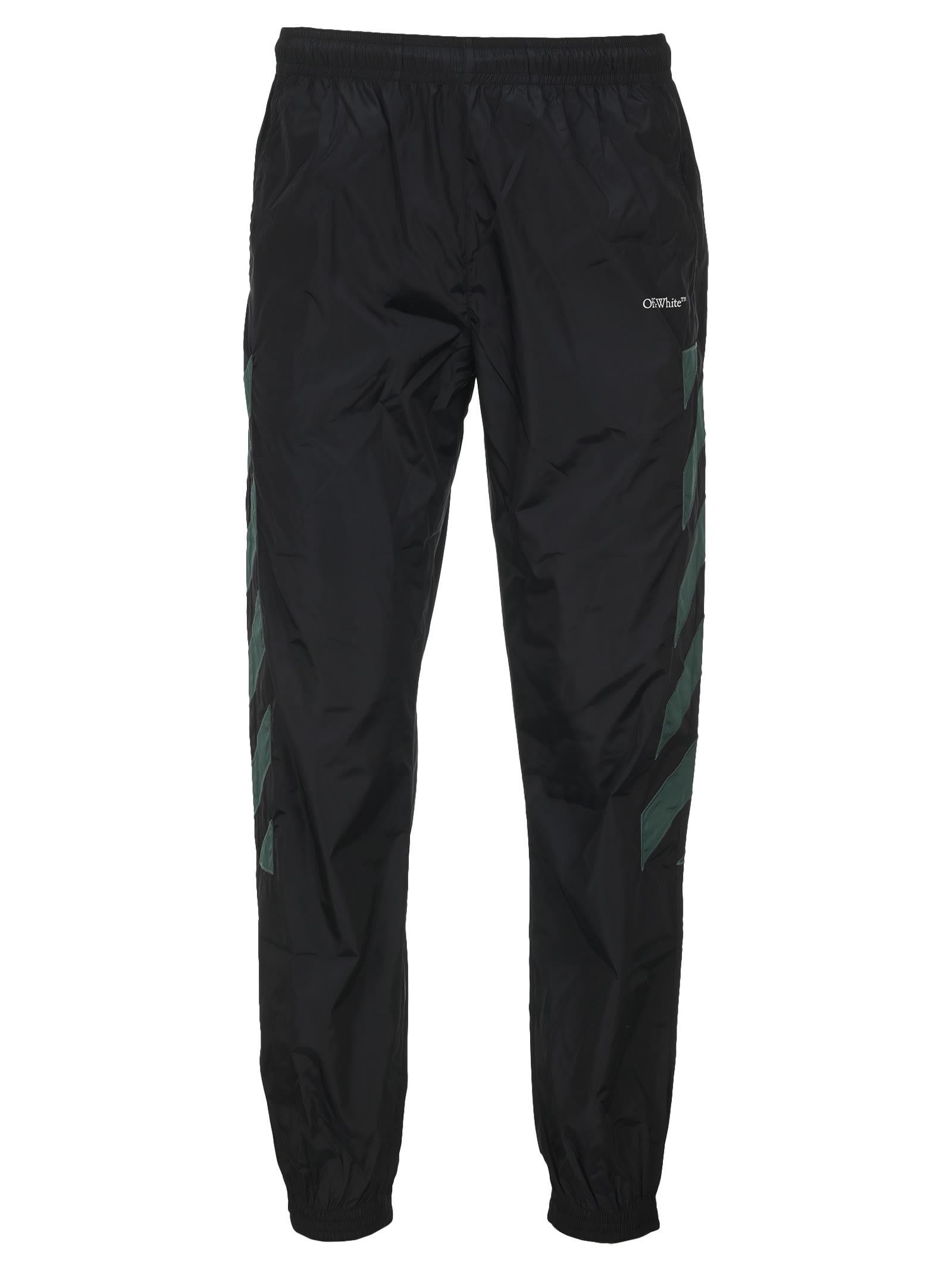 Off-White Off White Diag Nylon Track Pants