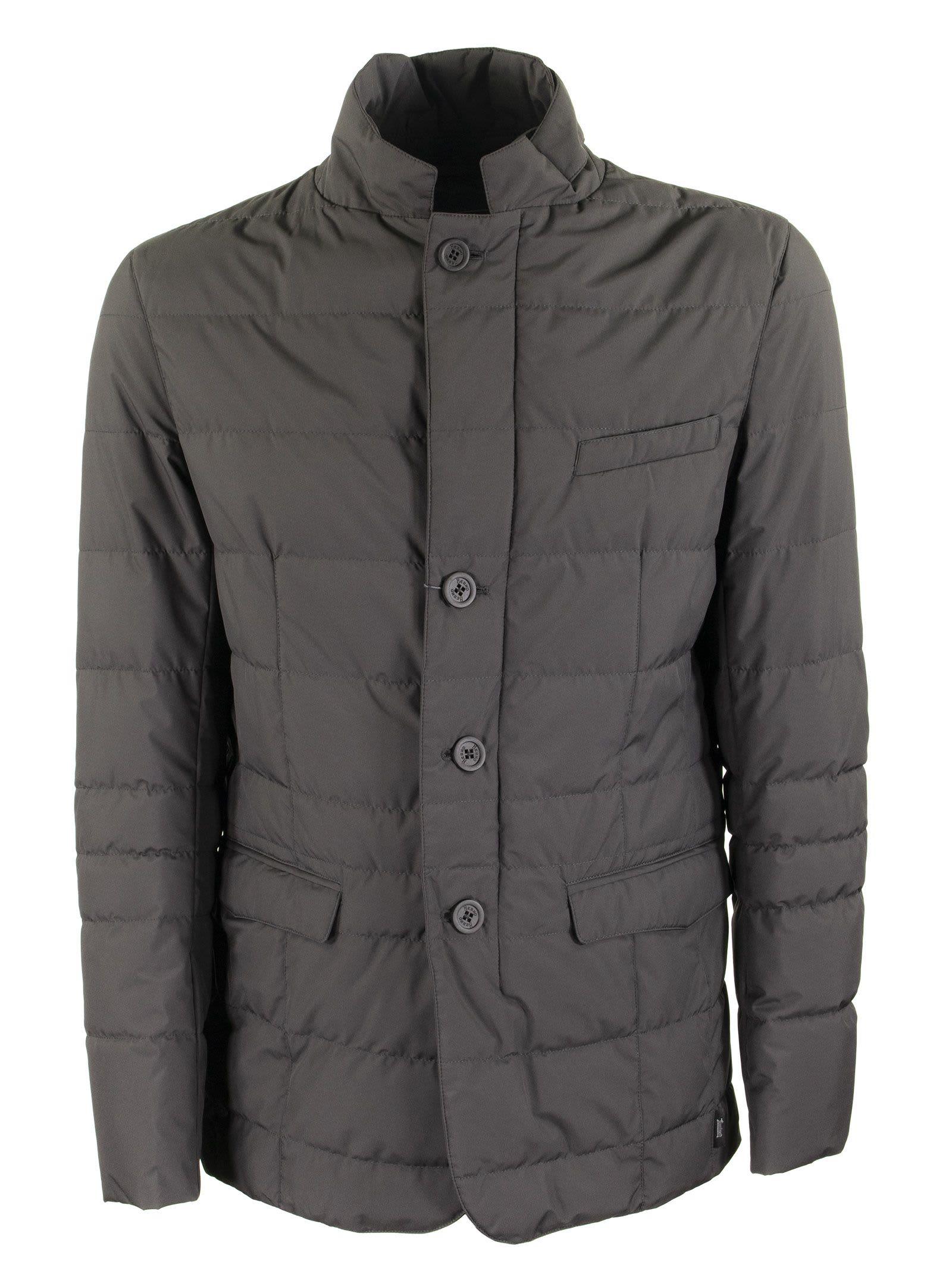 Herno Jacket-cut Down Jacket