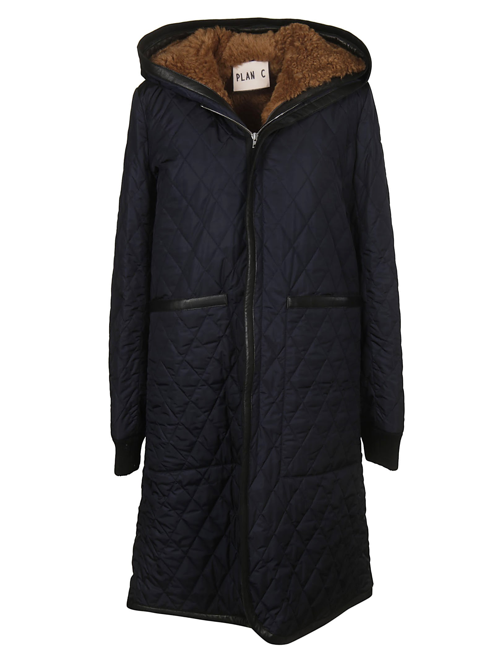 Plan C Quilted Coat