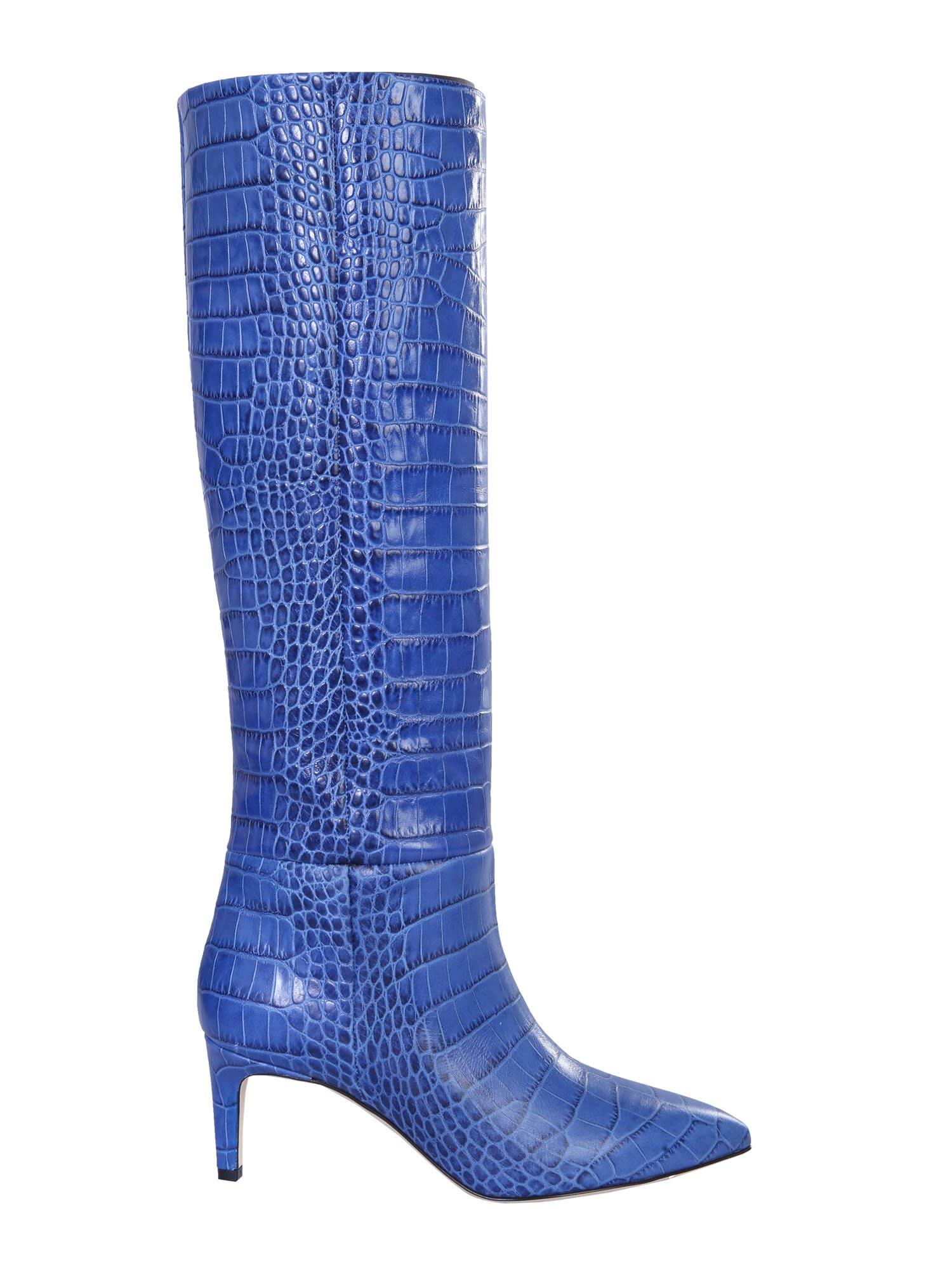 Paris Texas High Boots