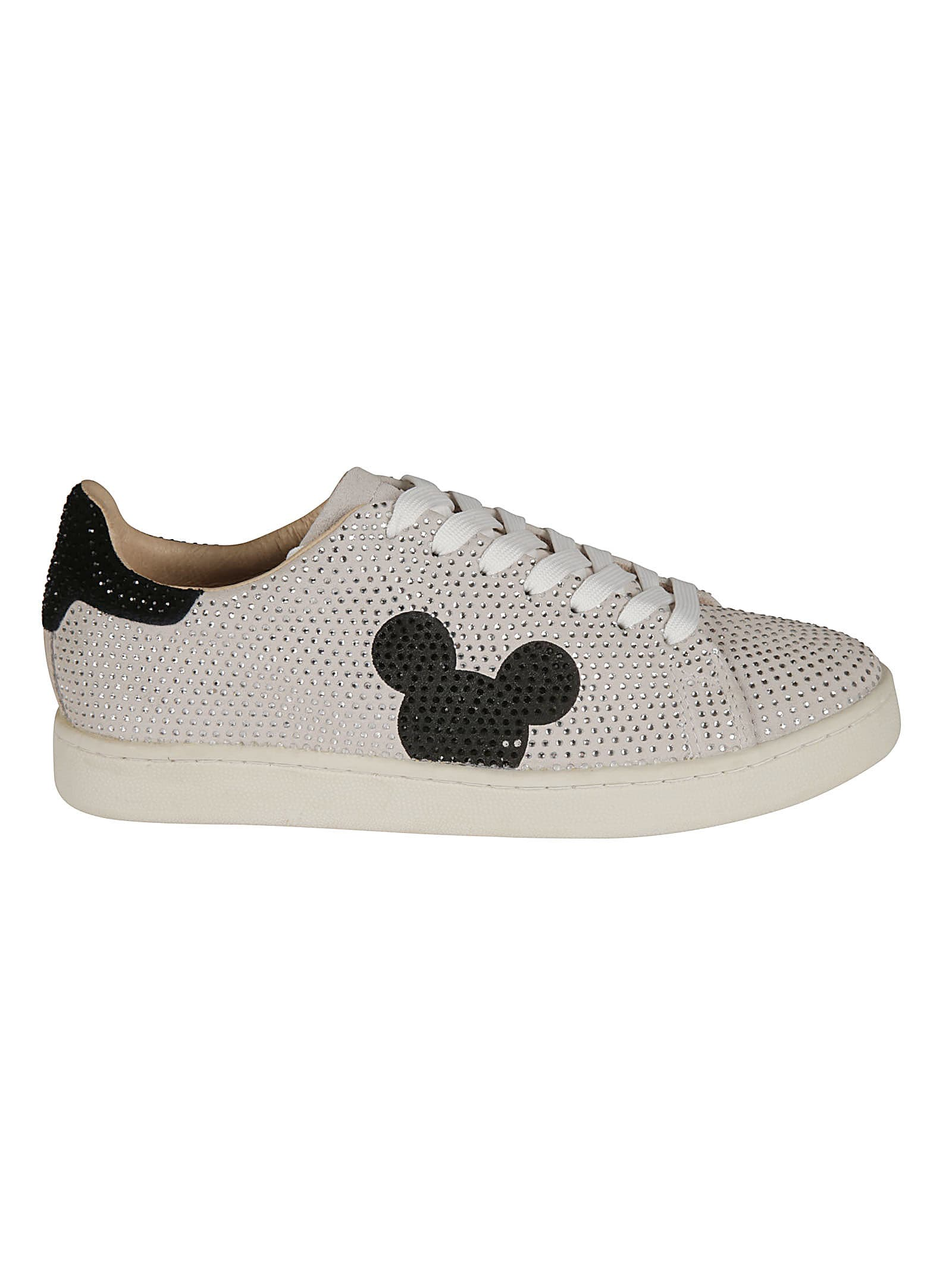 M.O.A. master of arts Studded Mickey Mouse Sneakers