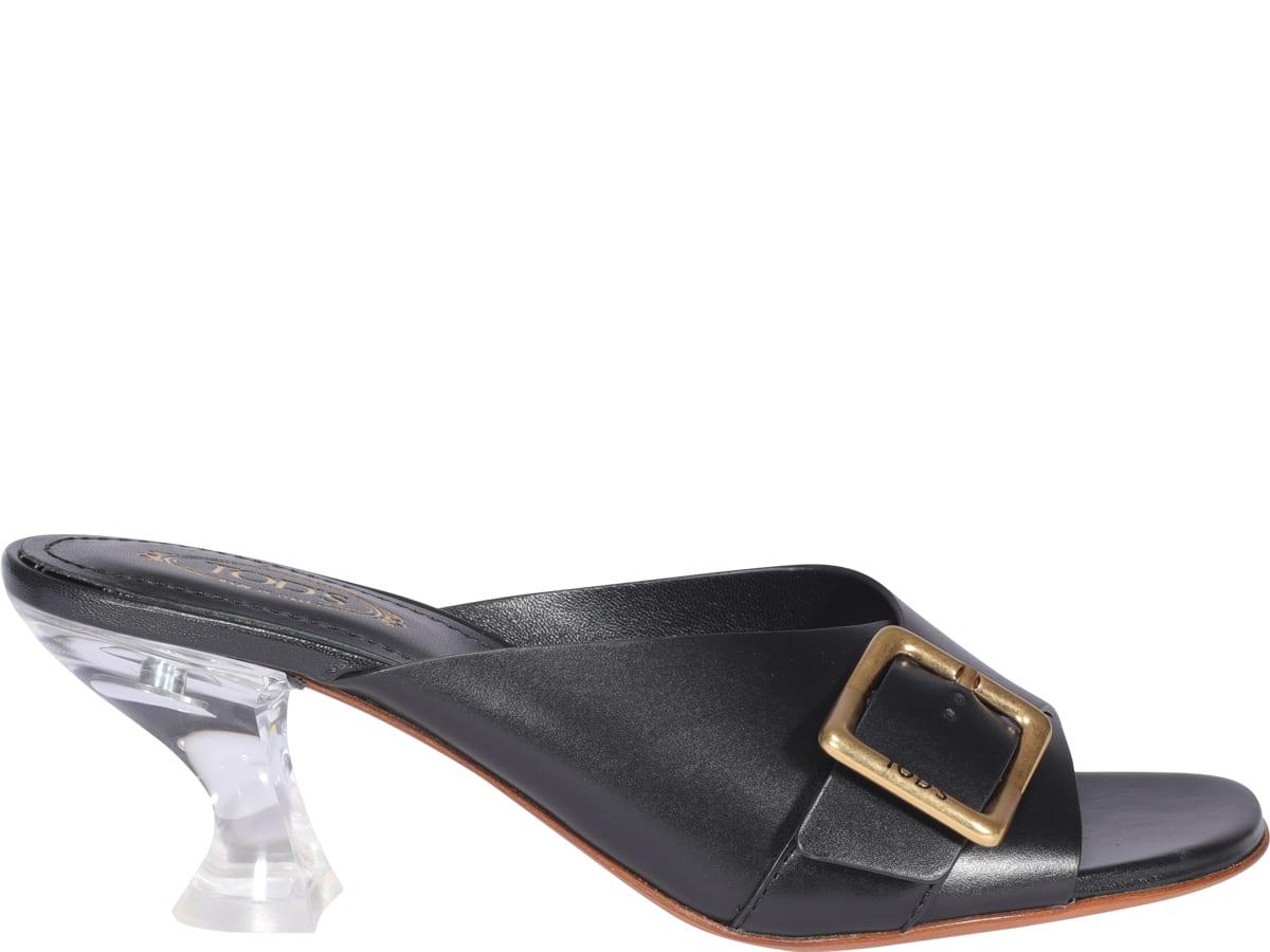 Tod's Mid heels SANDAL PUMPS