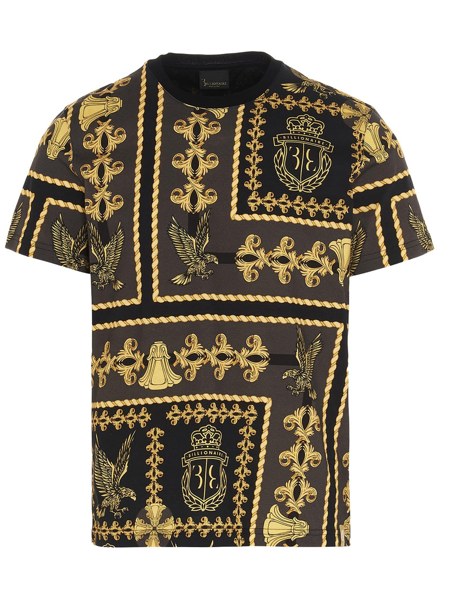 Billionaire Shirts FALCON T-SHIRT